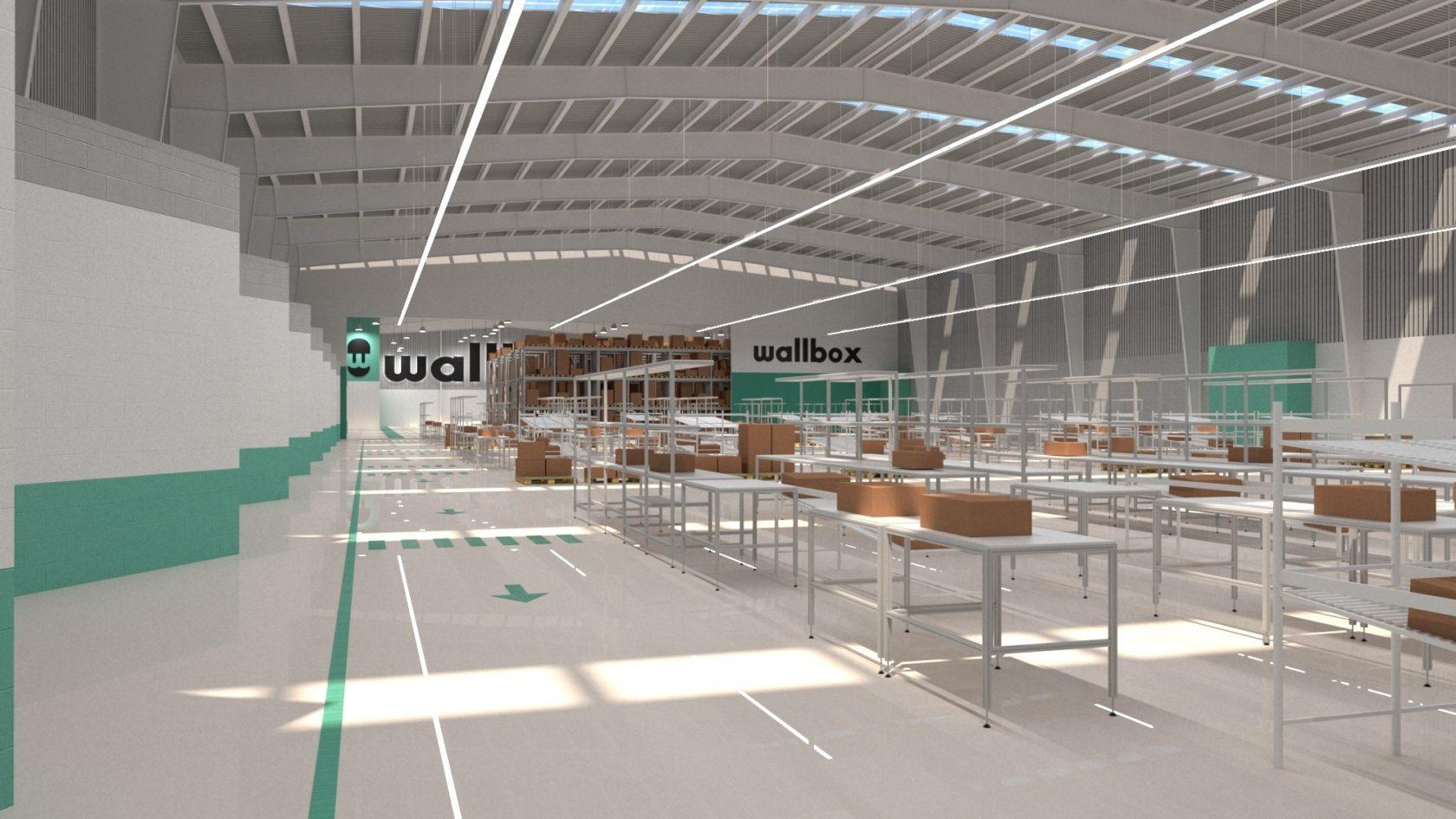 Mit einer Investition von €9m wird Wallbox eine neue Fabrik in der Zona Franca in Barcelona eröffnen