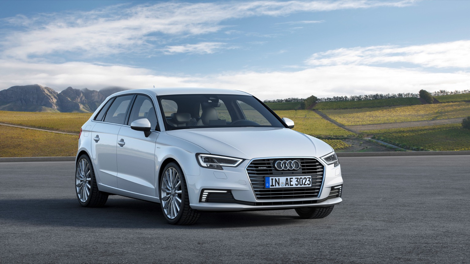 Audi A3 Sportback e-tron (2016)