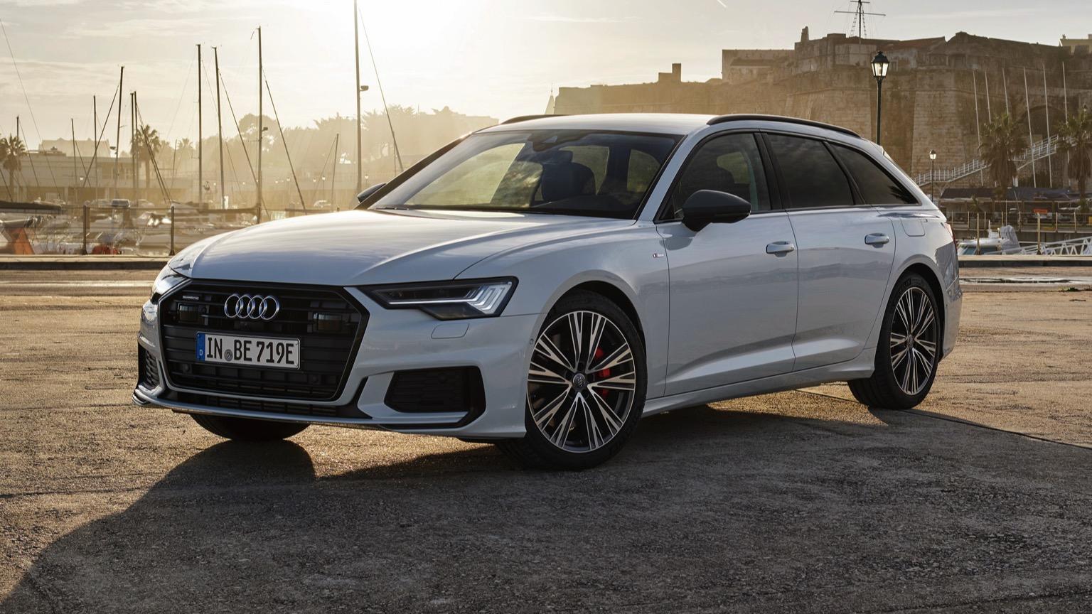 Audi A6 Avant 55 TFSI e quattro (2020)