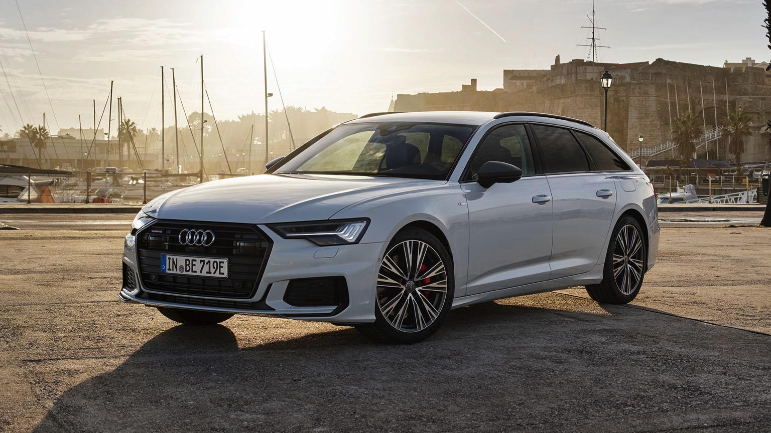 Audi A6 Avant 55 TFSI e quattro (2021)