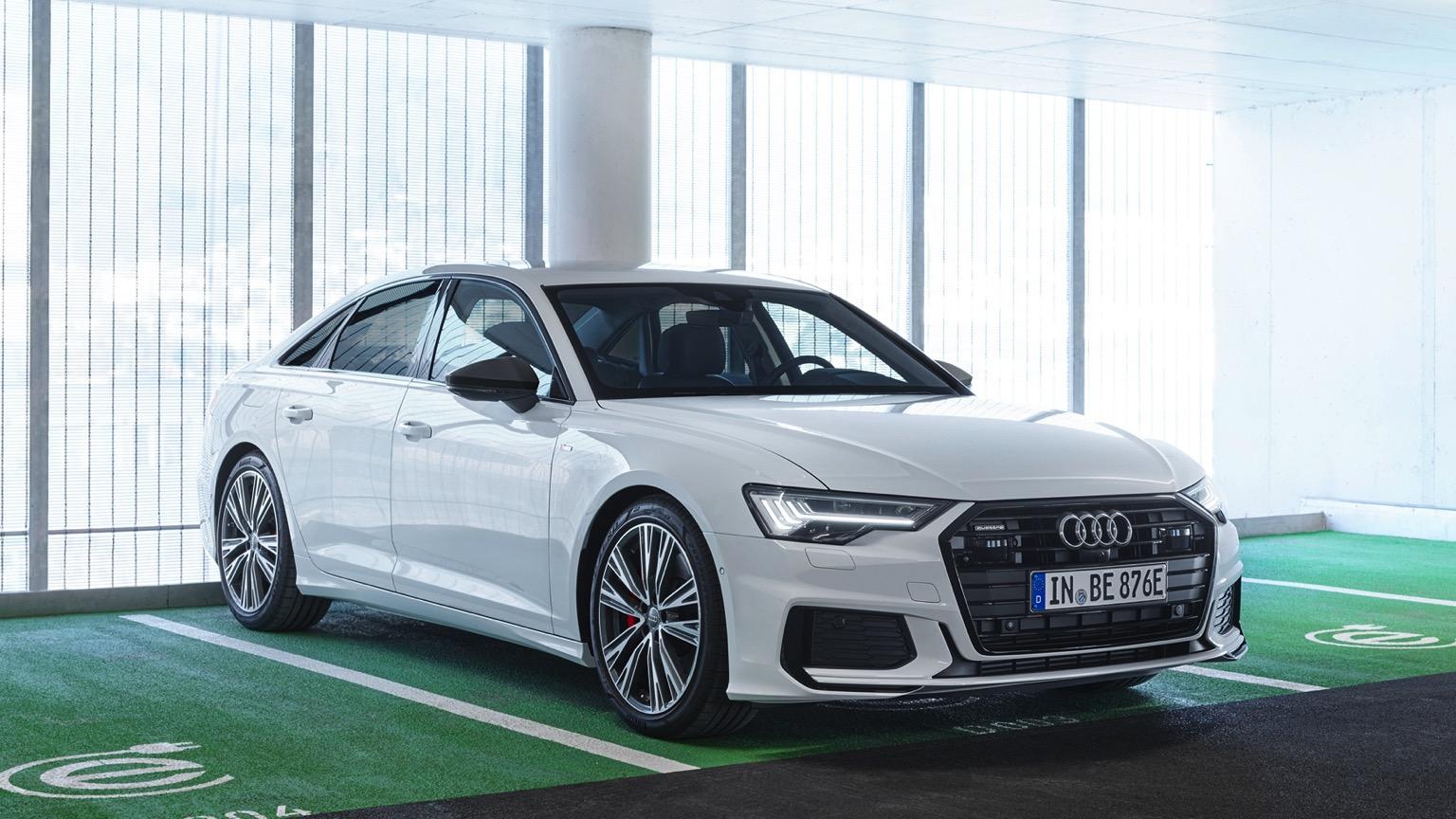 Audi A6 Sedan 50 TFSI e quattro (2021)