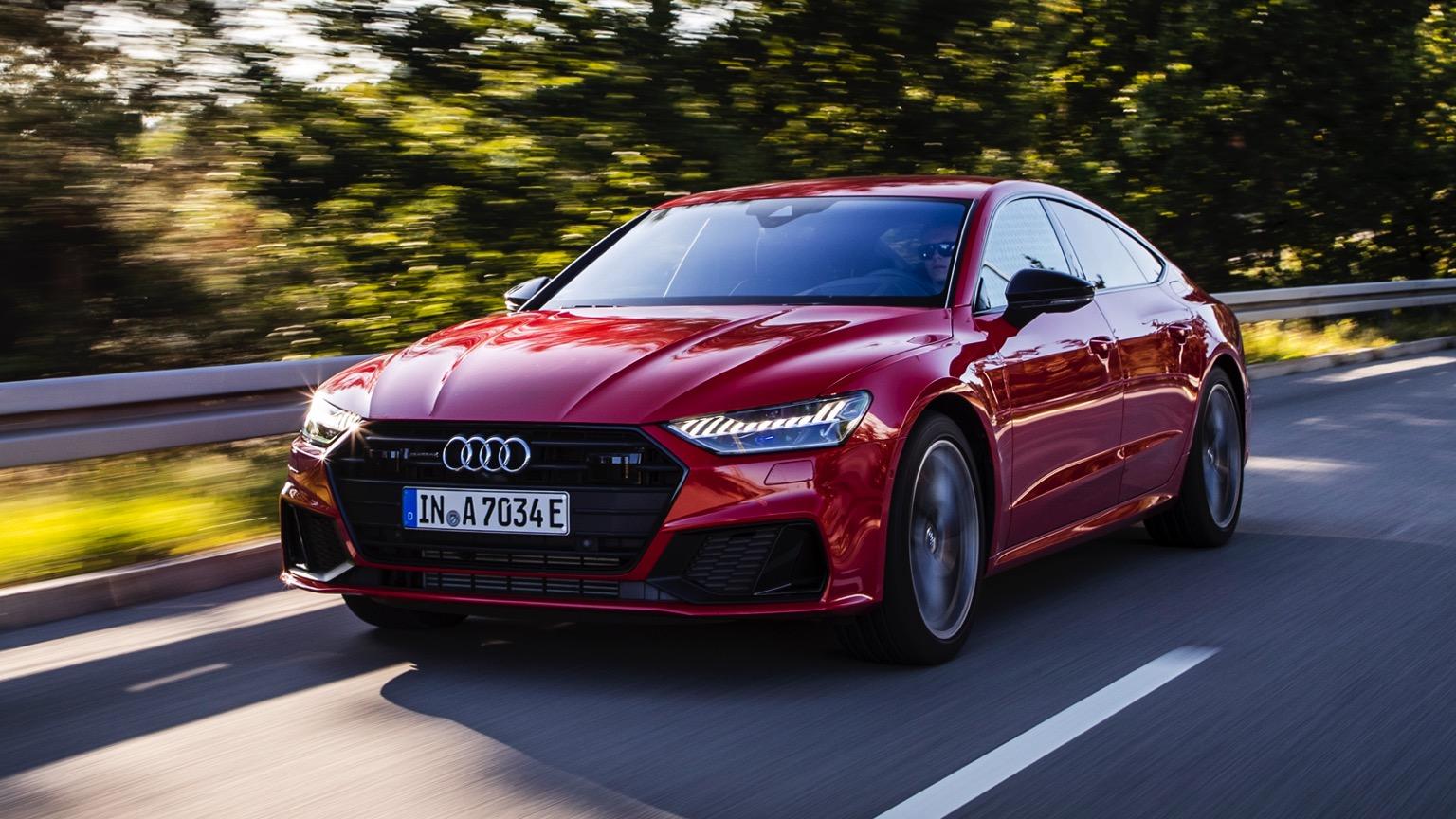 Audi A7 Sportback 55 TFSI e quattro (2021)