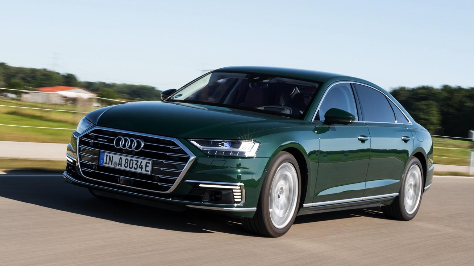 Audi A8 L 60 TFSI e quattro (2019)