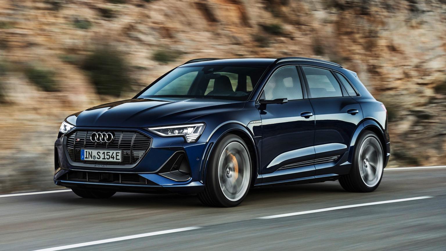 Audi e-tron S 55 quattro (2020)