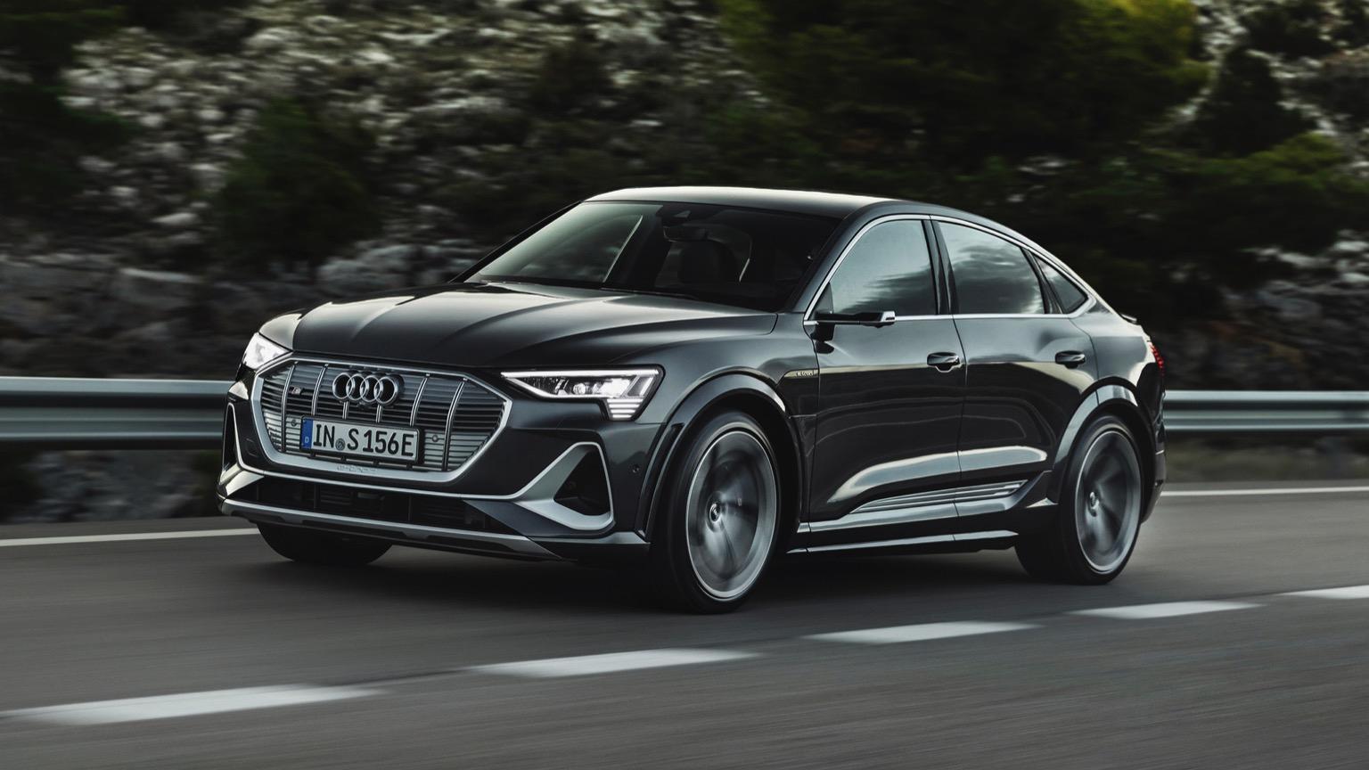 Audi e-tron S Sportback 55 quattro (2020)