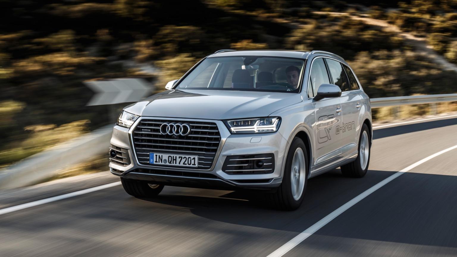 Audi Q7 e-tron (2016)