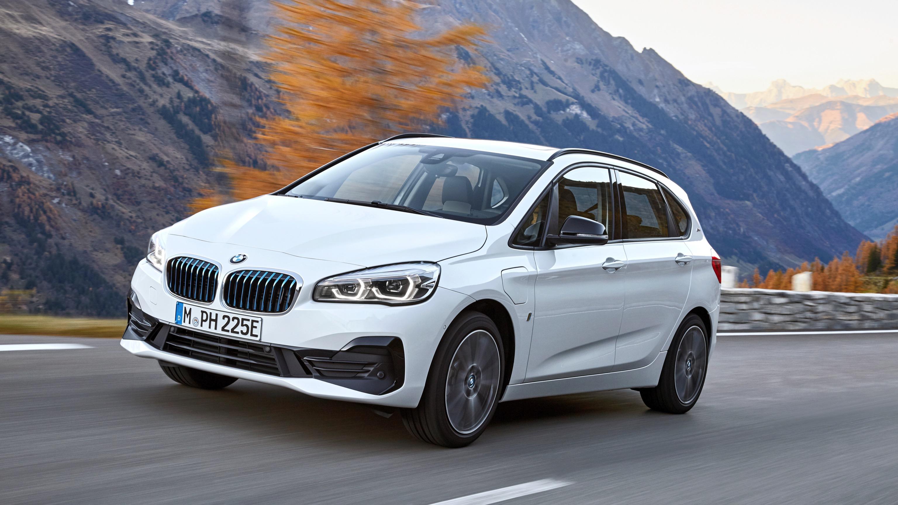 BMW 225xe iPerformance (2018)