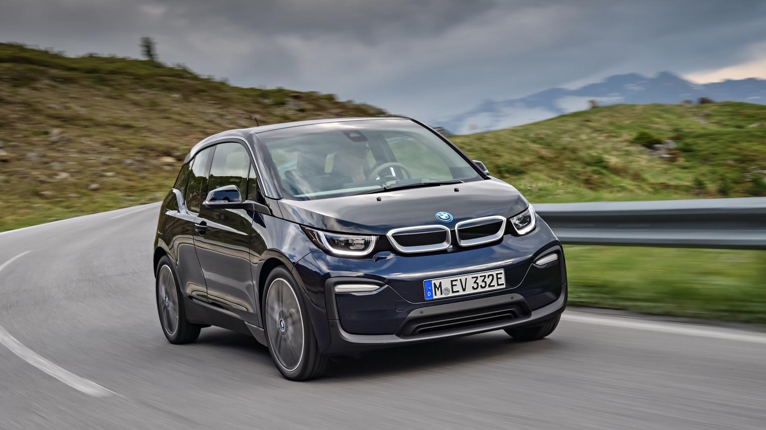 BMW i3 Range Extender (2017)