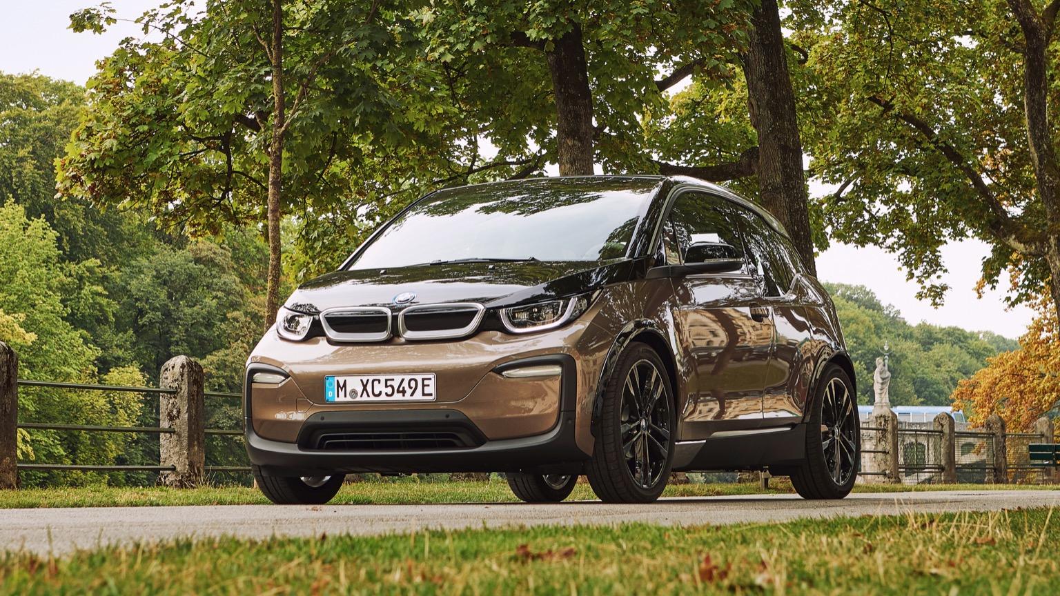 BMW i3 120 Ah (2018)