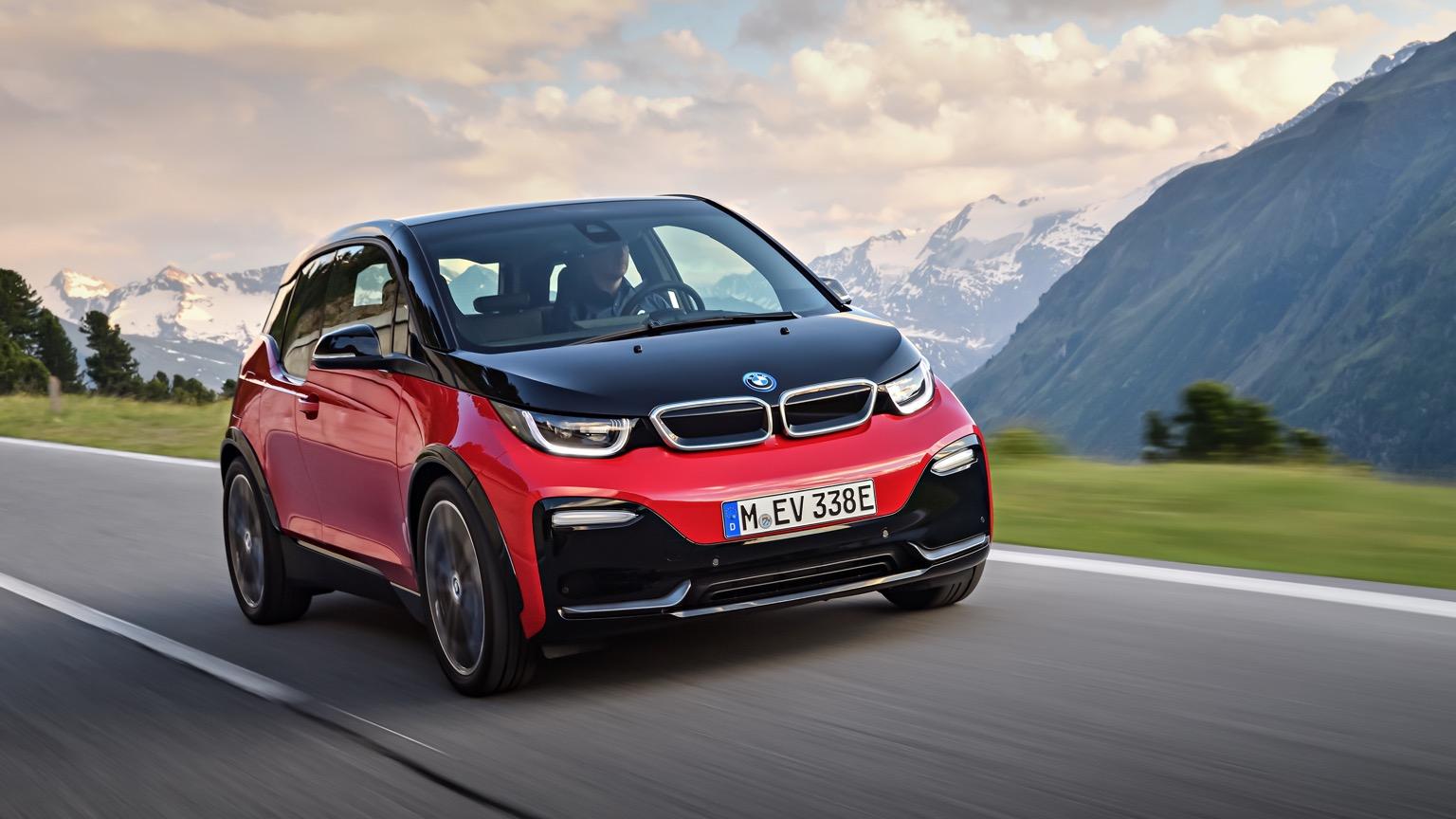 BMW i3s Range Extender (2017)