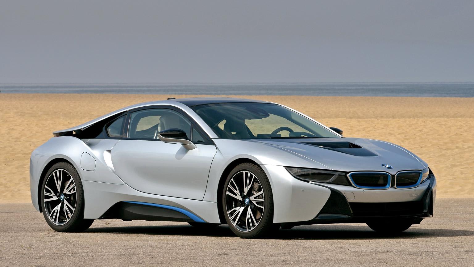 BMW i8 (2015)