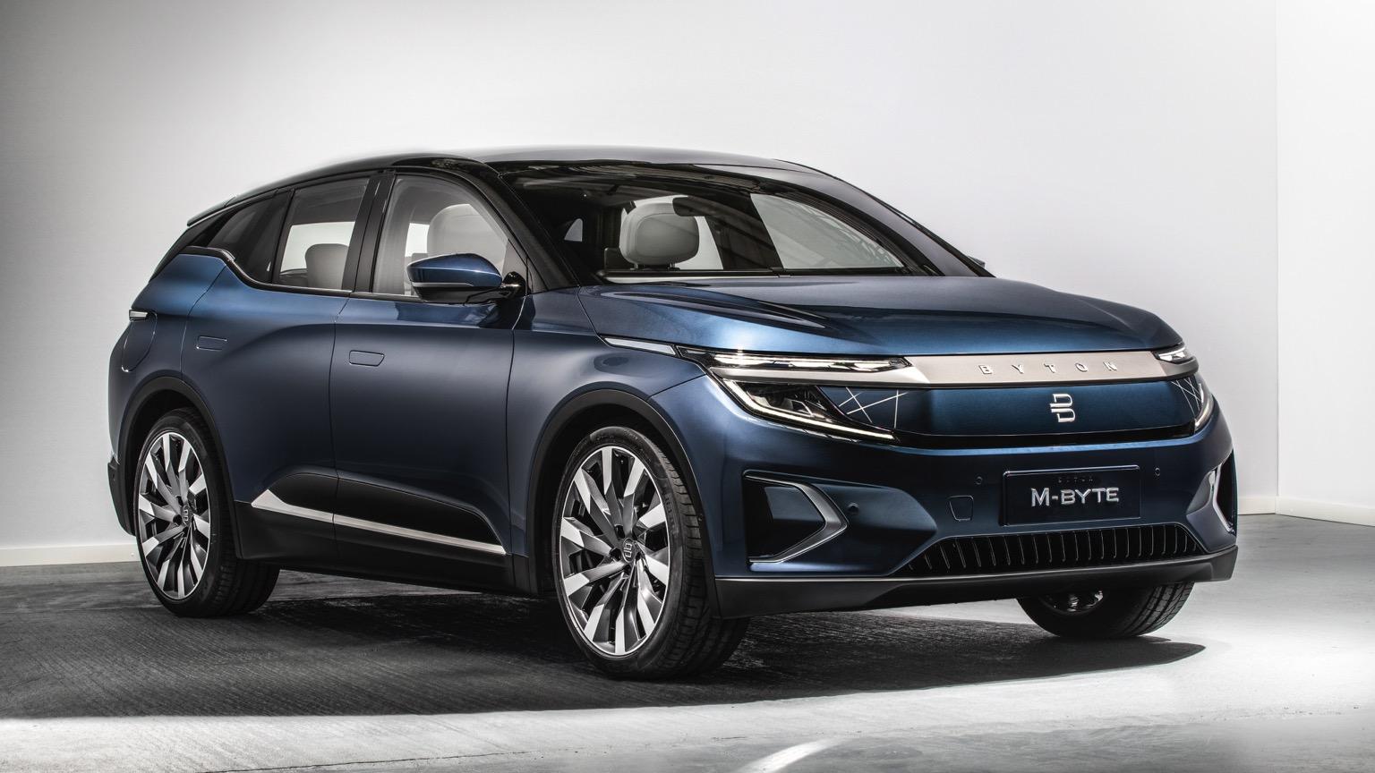 Byton M-Byte 95 kWh 2WD (2021)