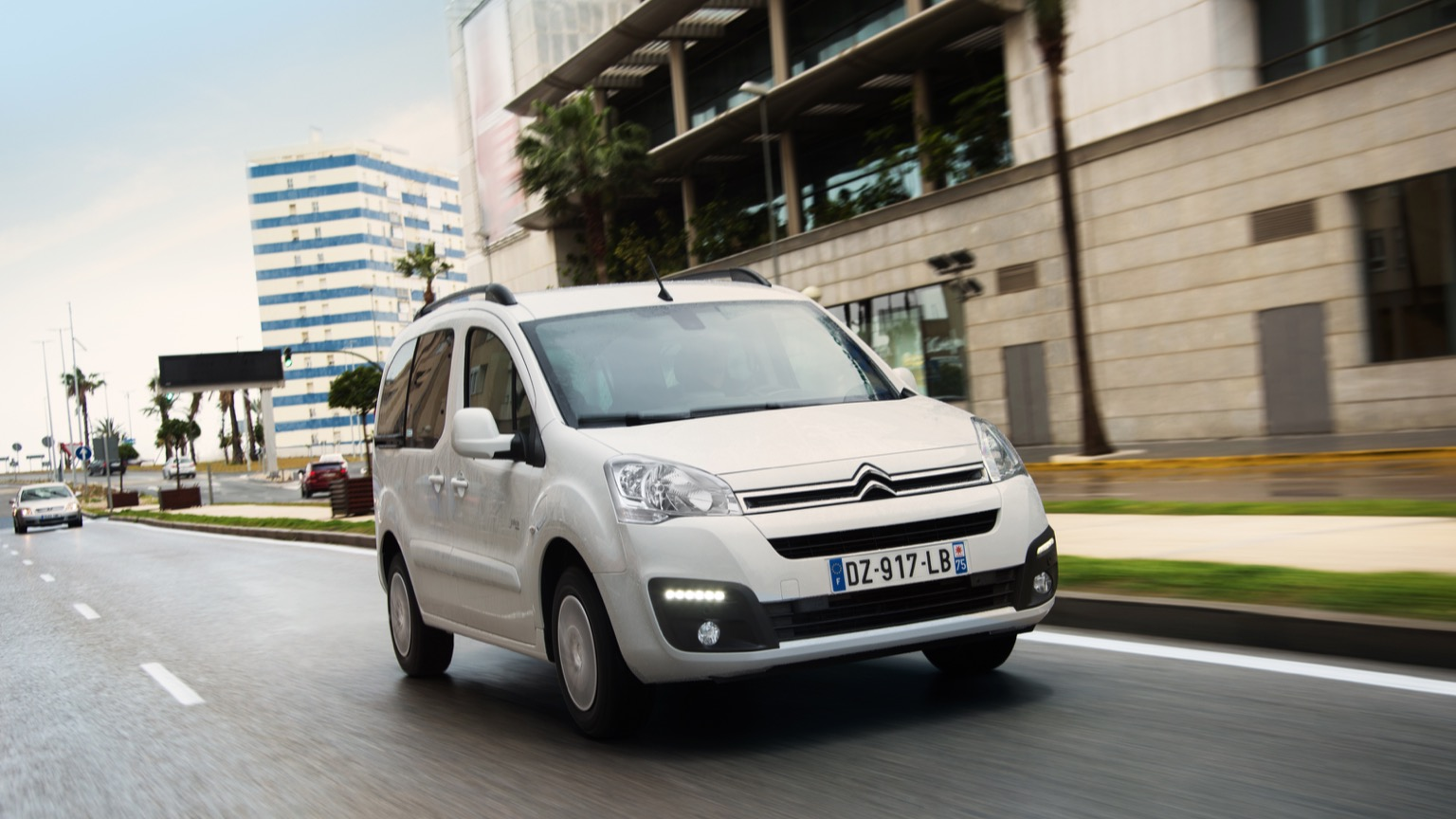 Citroen E-Berlingo Multispace (2017)
