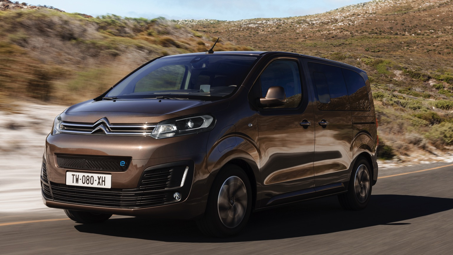 Citroen e-SpaceTourer XL 50 kWh (2020)