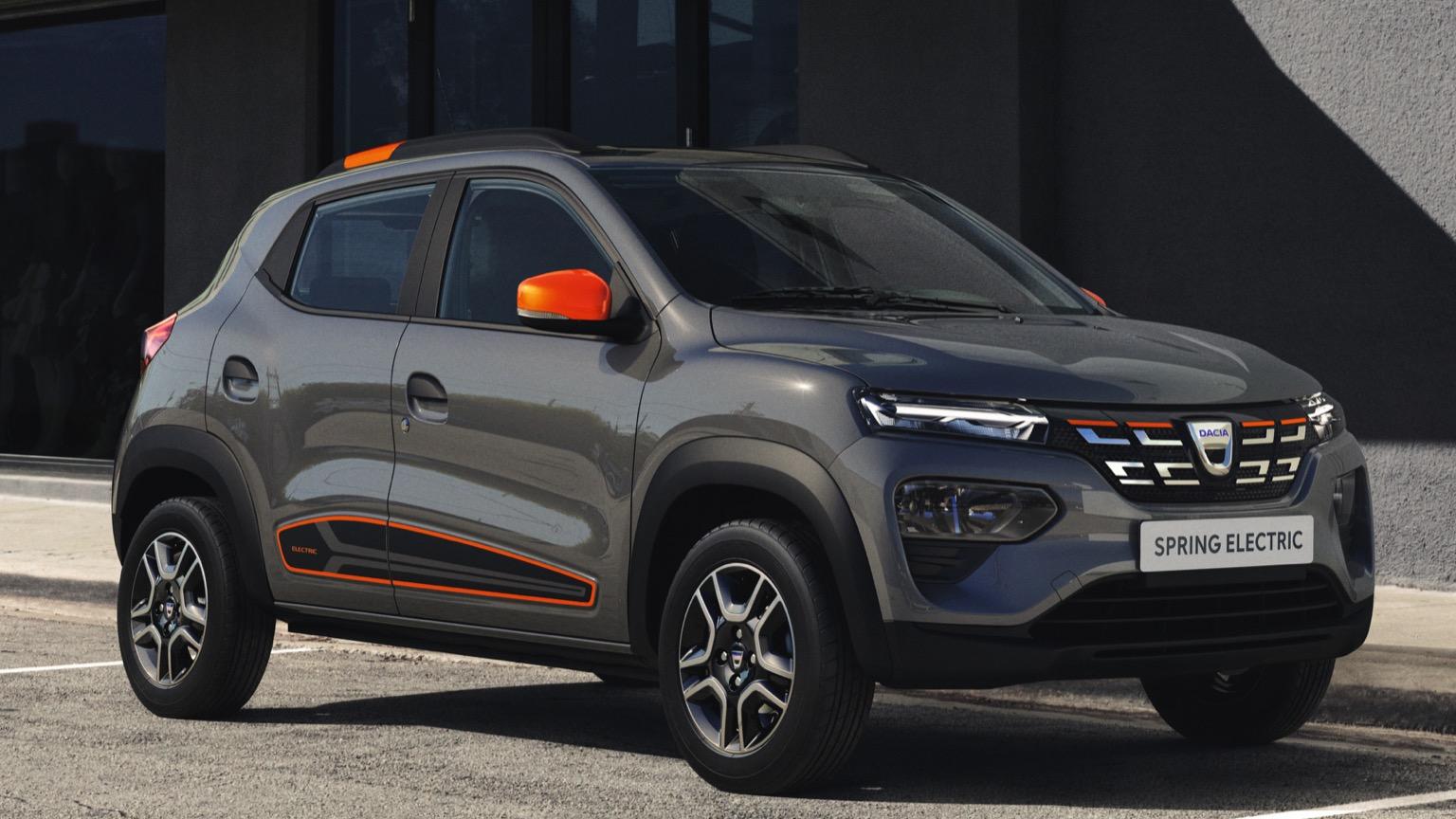 Dacia Spring Electric (2021)