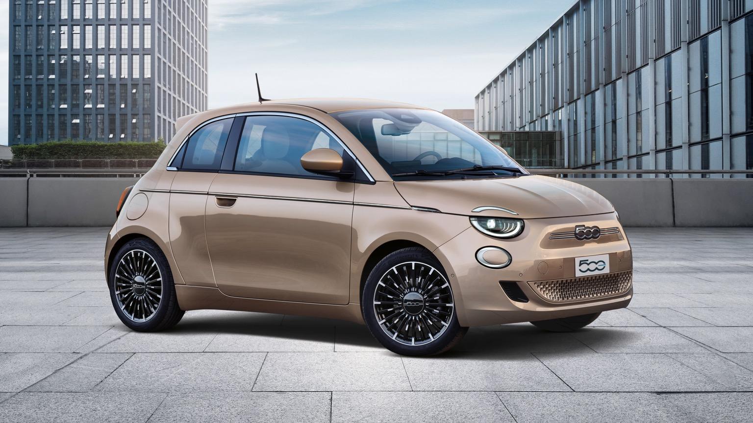 Fiat 500e 3+1 (2021)