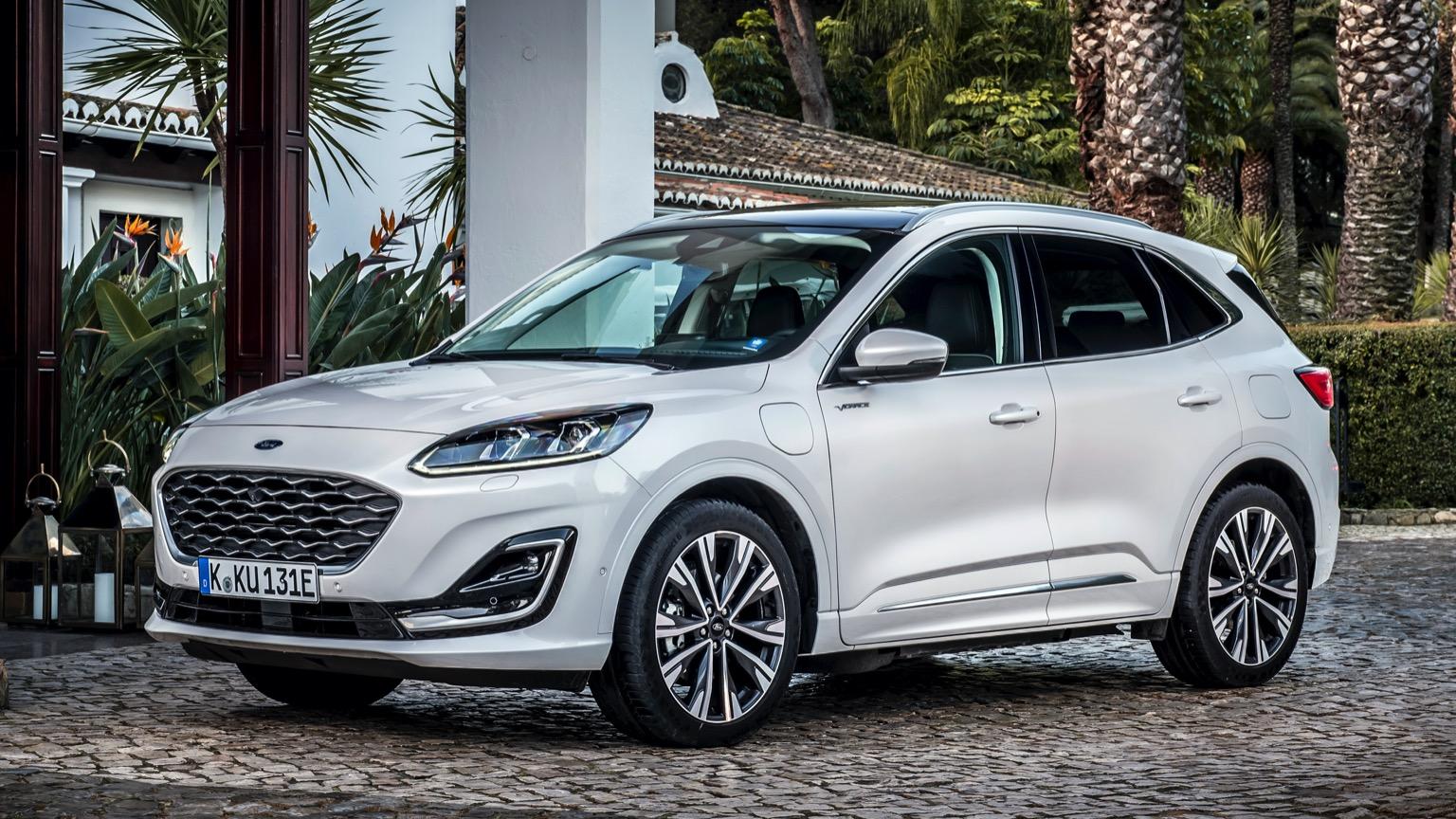 Ford Kuga Plug-in Hybrid (2019)