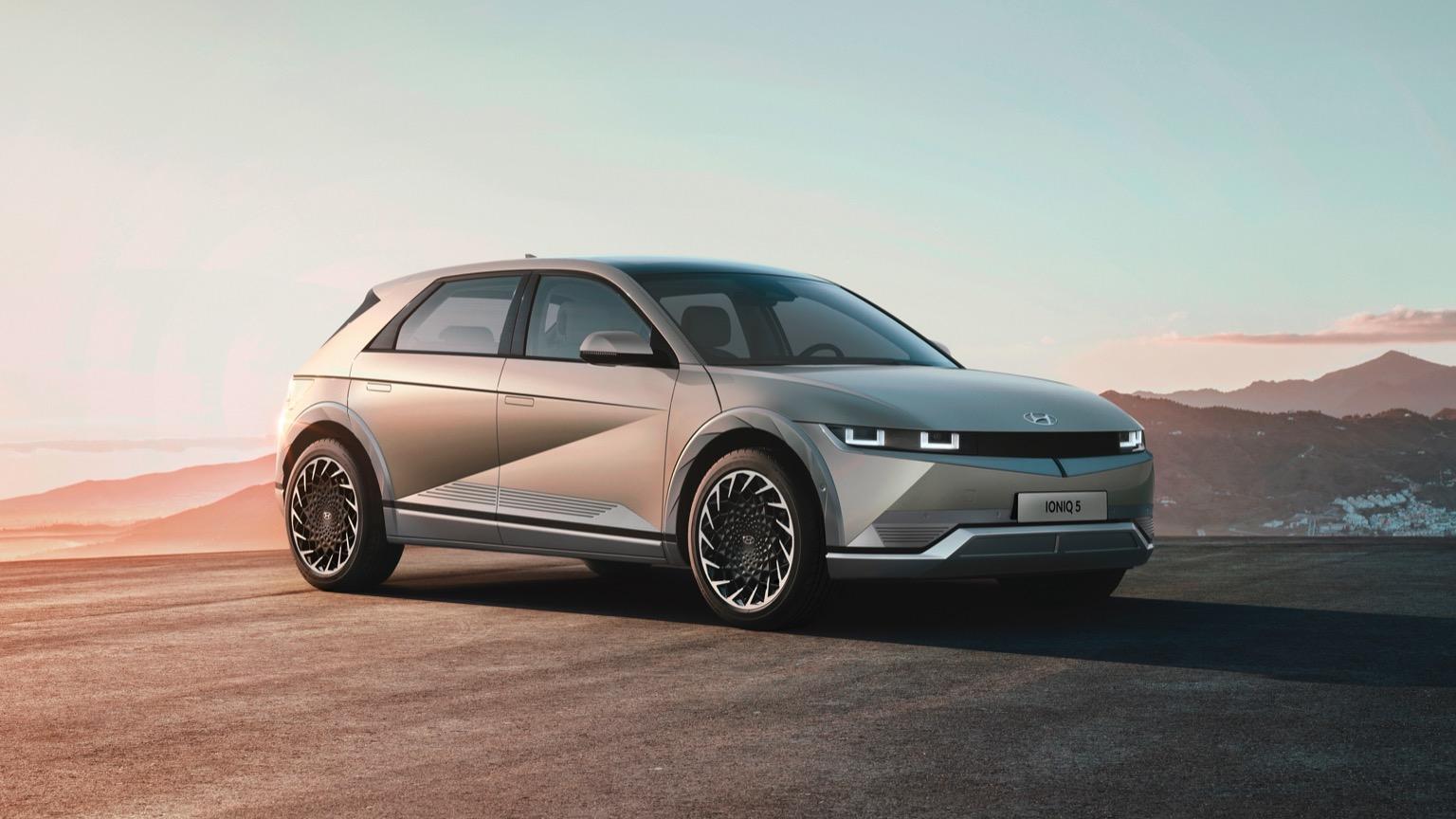 Hyundai IONIQ 5 Project 45 (2021)