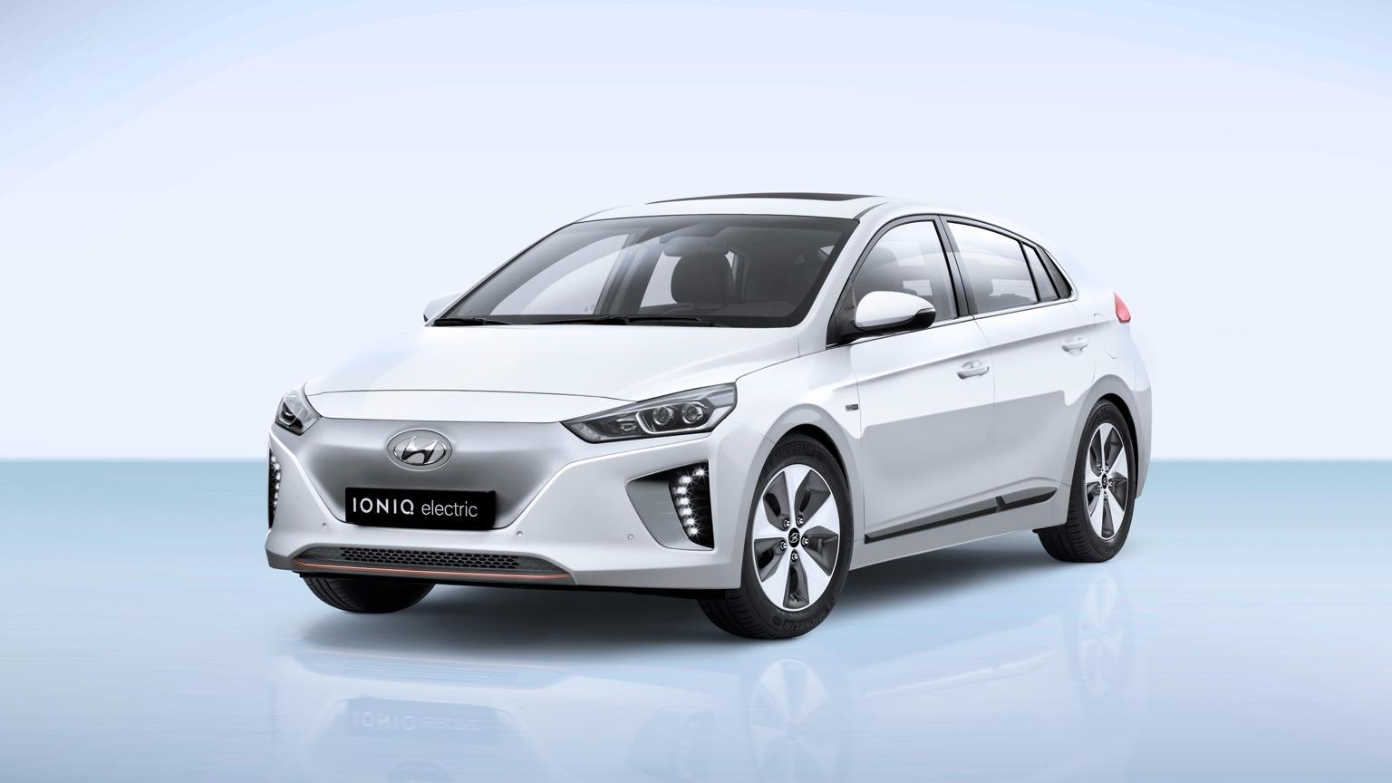 Hyundai IONIQ Electric (2016)