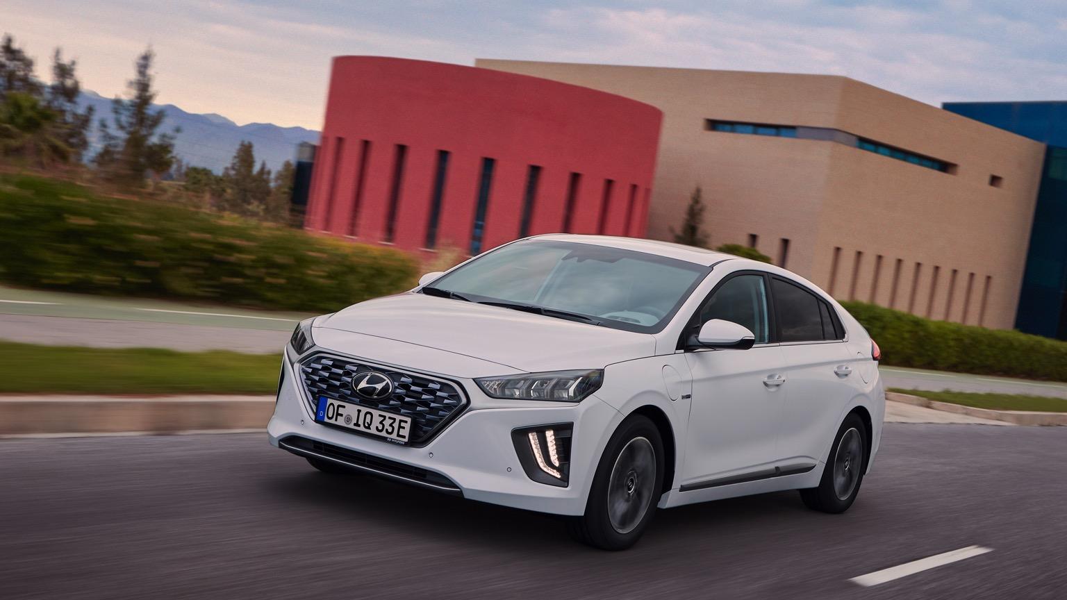 Hyundai IONIQ Plug-in (2019)