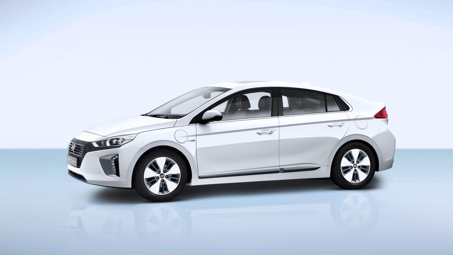 Hyundai IONIQ Plug-in (2017)