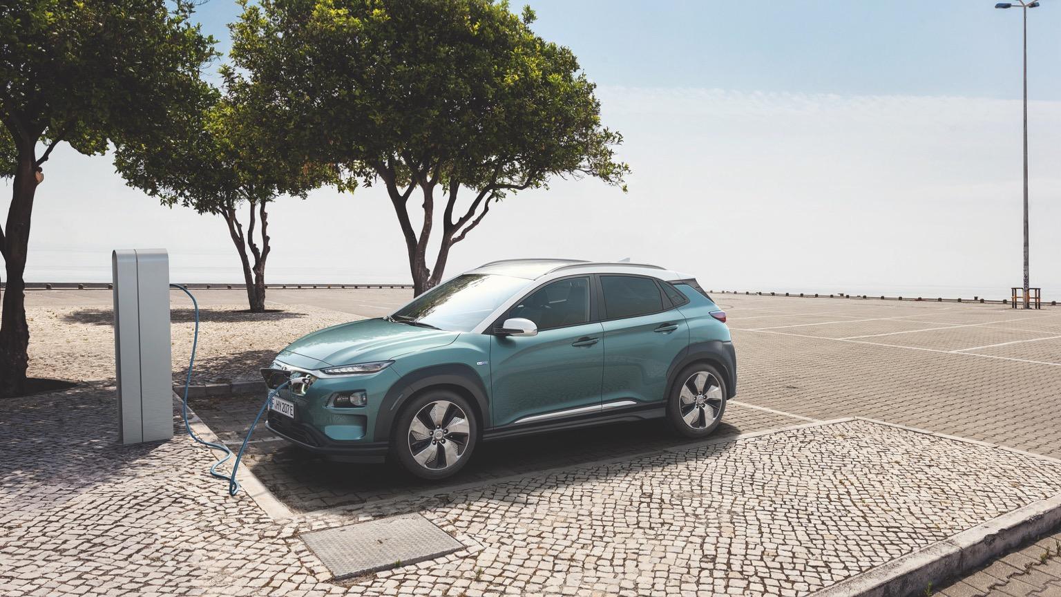 Hyundai Kona Electric 64 kWh (2018)