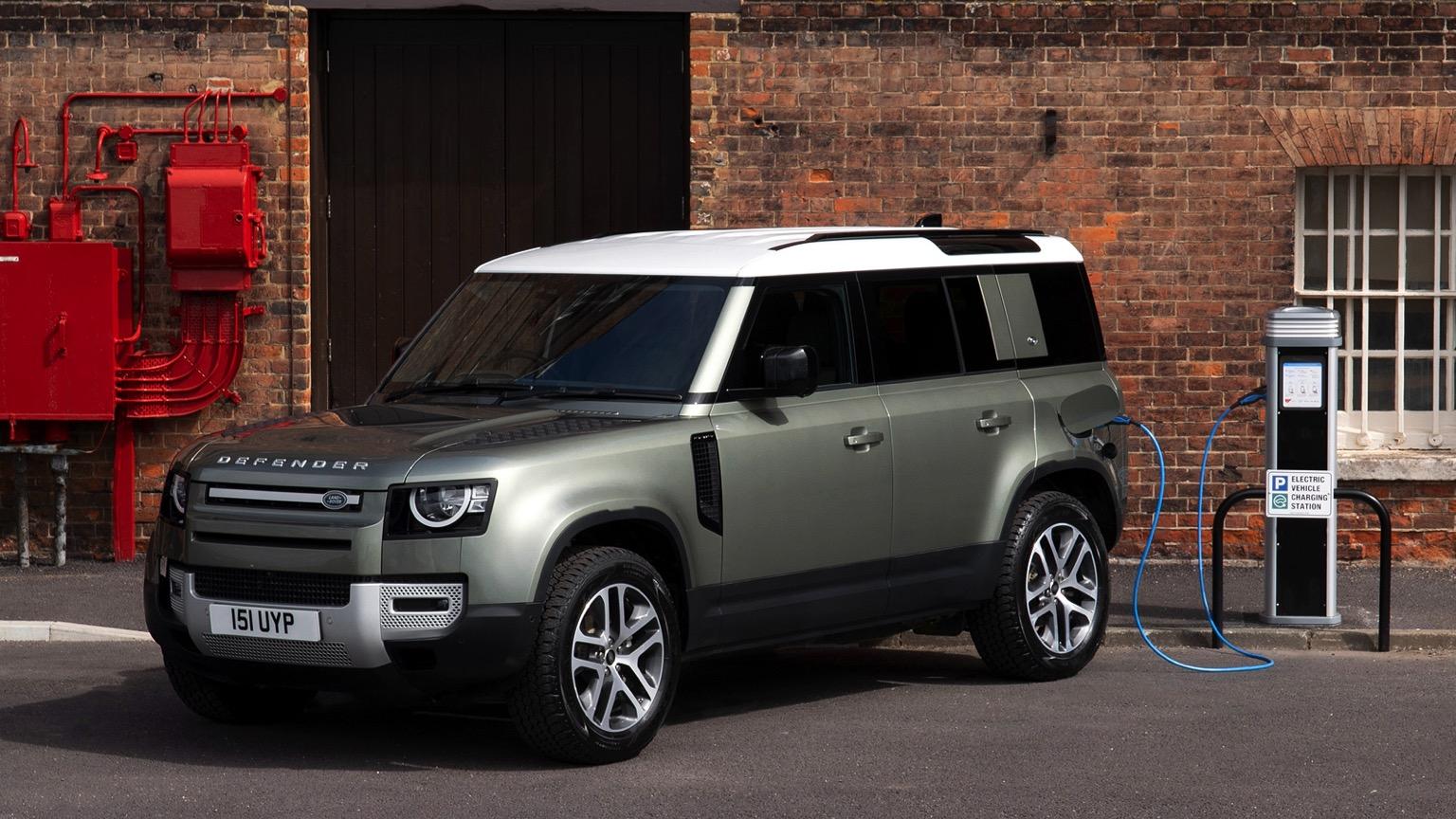Land Rover Defender 110 P400e PHEV (2020)