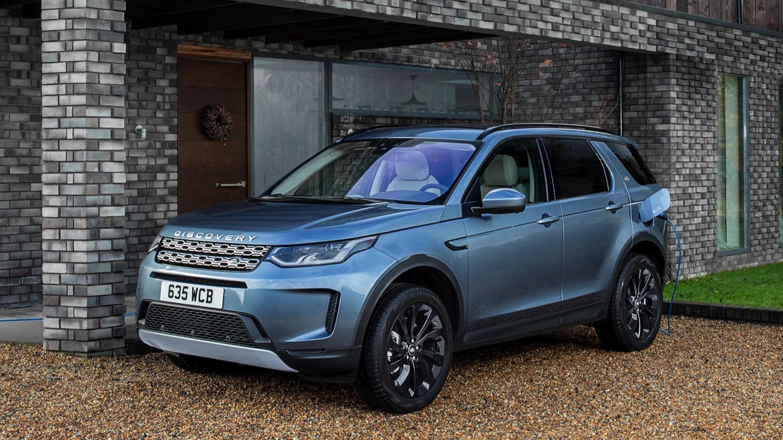 Land Rover Discovery Sport P300e PHEV (2020)