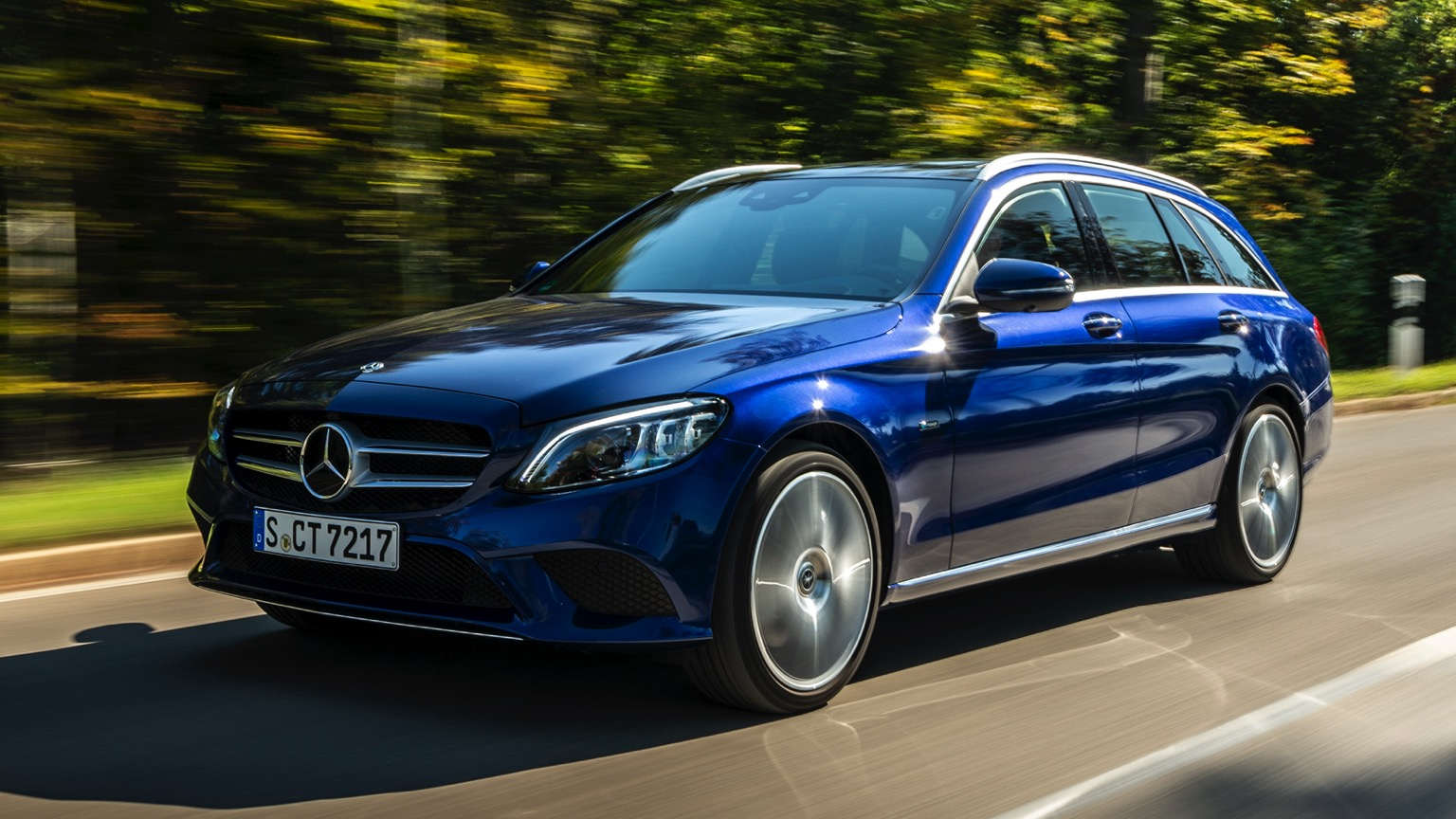 Mercedes C 300 e Estate (2019)