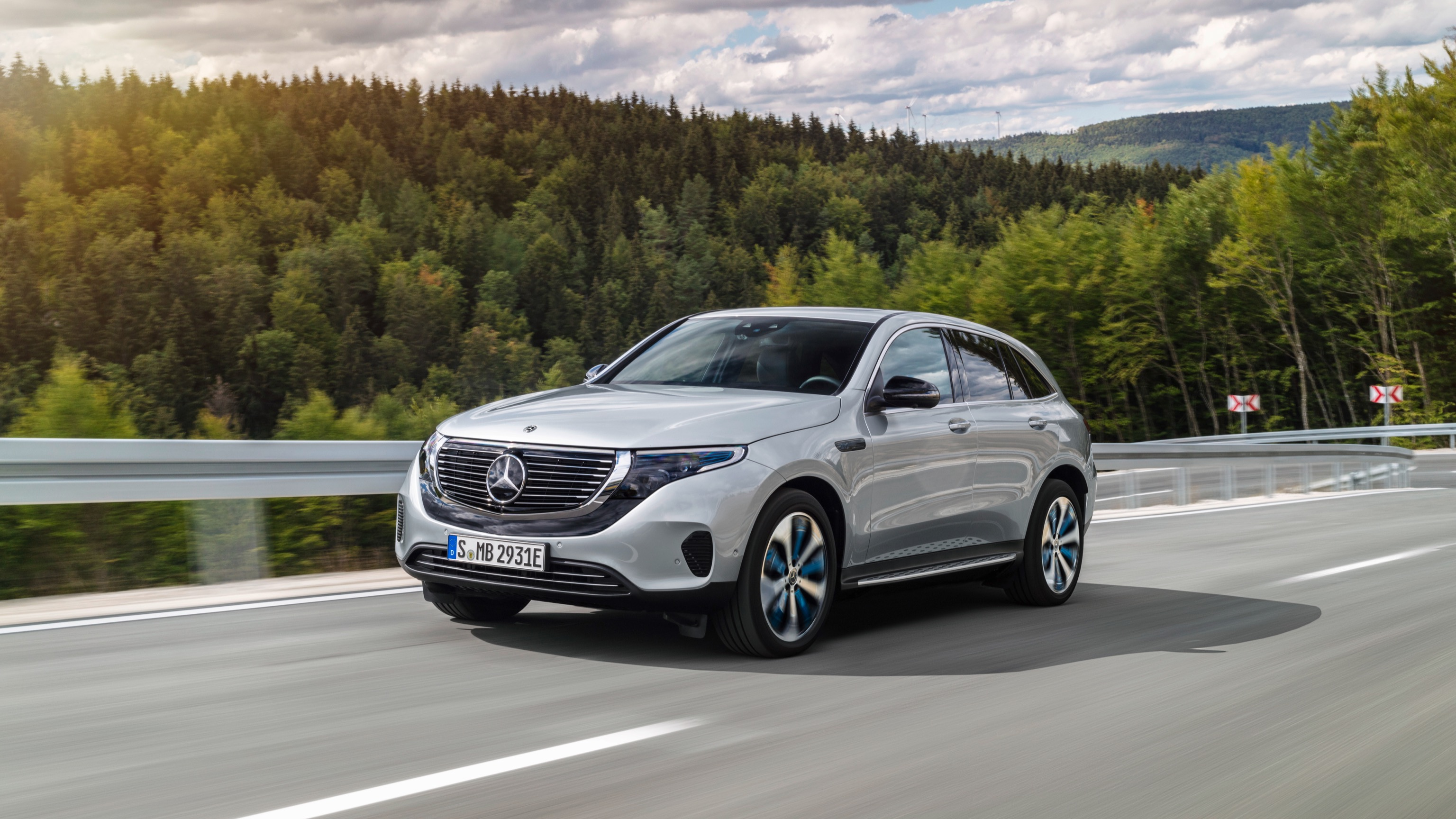 Mercedes EQC 400 4MATIC (2020)
