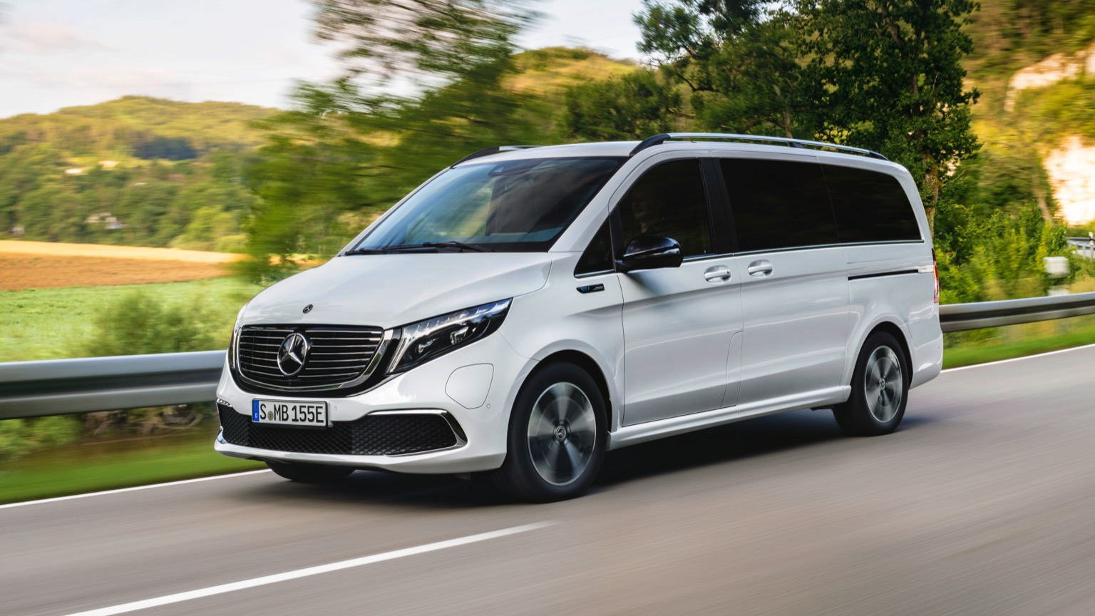 Mercedes EQV 300 Long (2020)