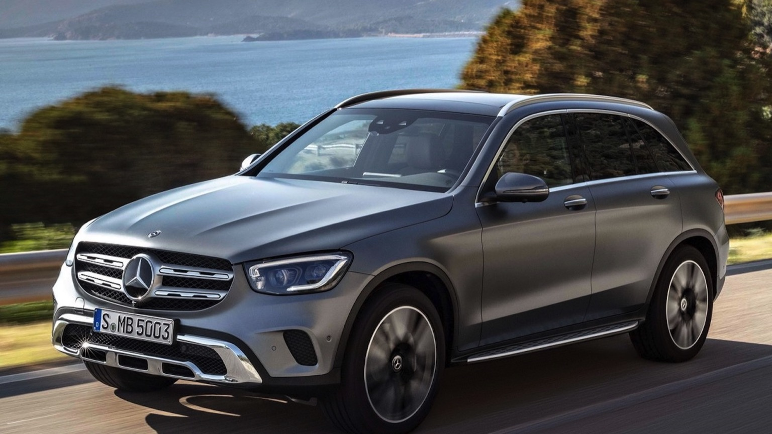 Mercedes GLC 350 e 4MATIC (2016)