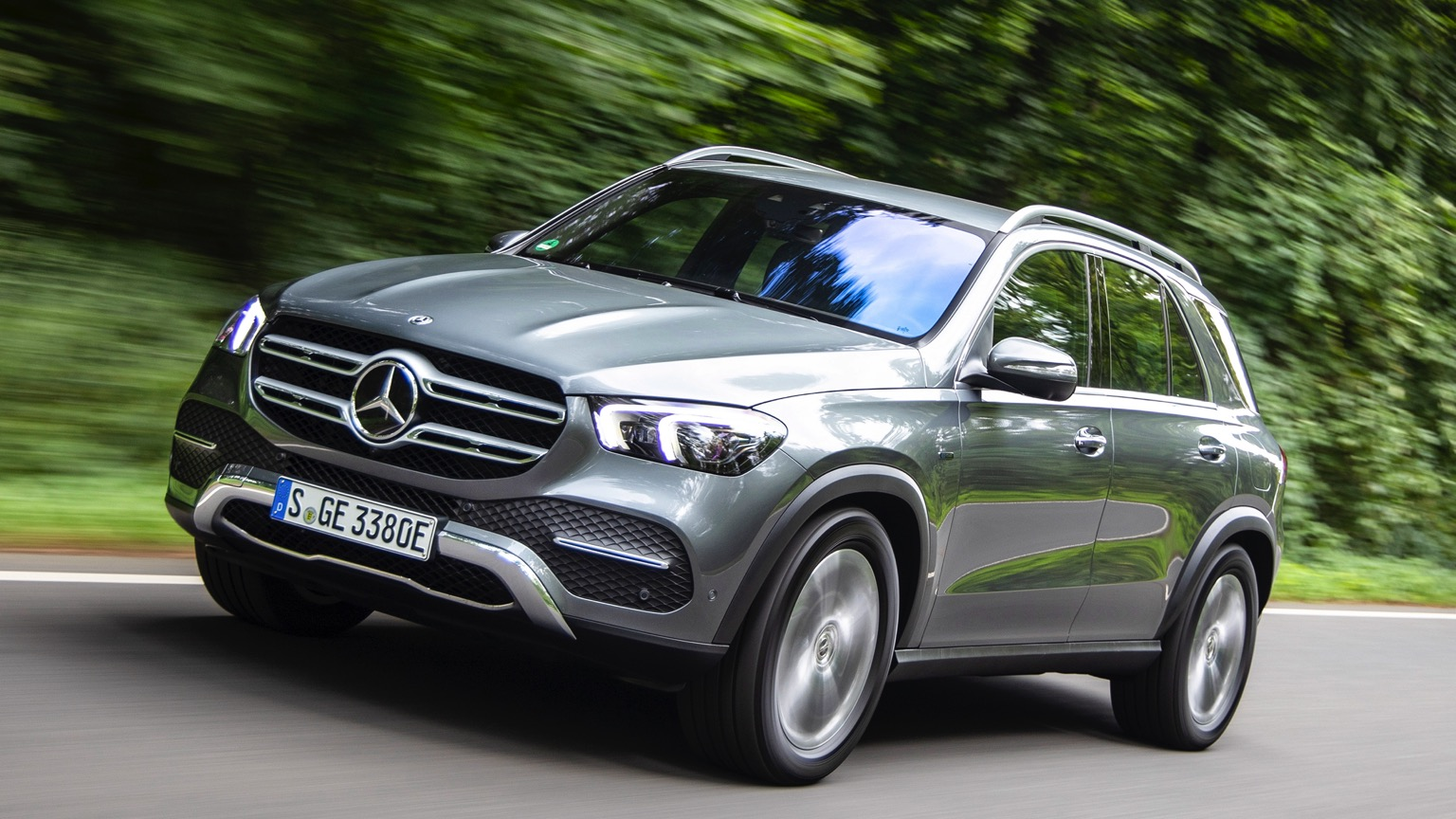Mercedes GLE 350 e 4MATIC (2020)