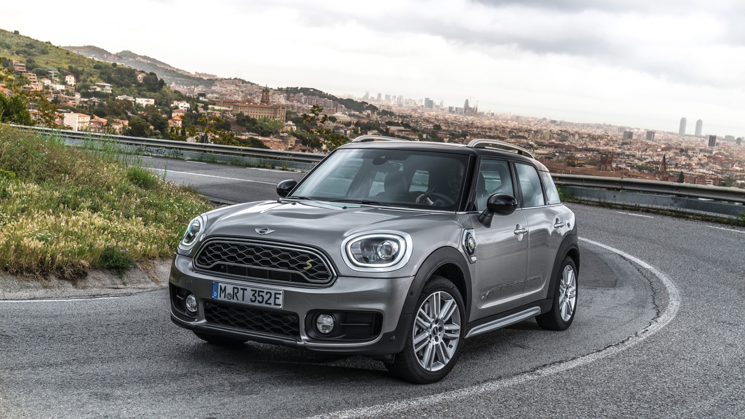 Mini Countryman Cooper S E ALL4 (2017)