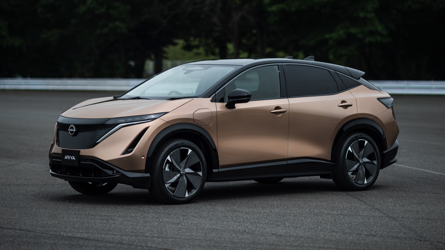 Nissan Ariya 63kWh (2021)