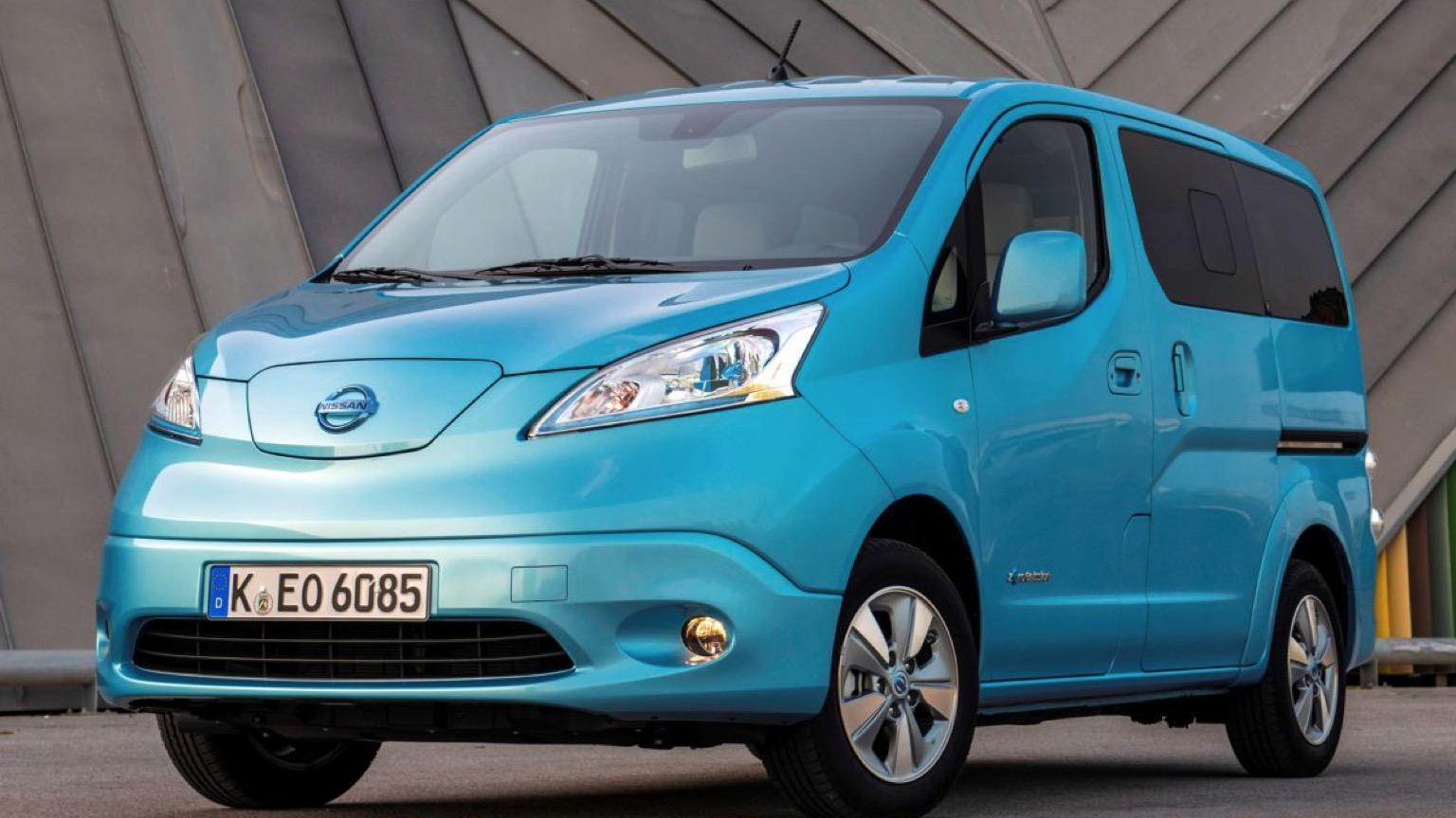 Nissan e-NV200 Evalia (2014)