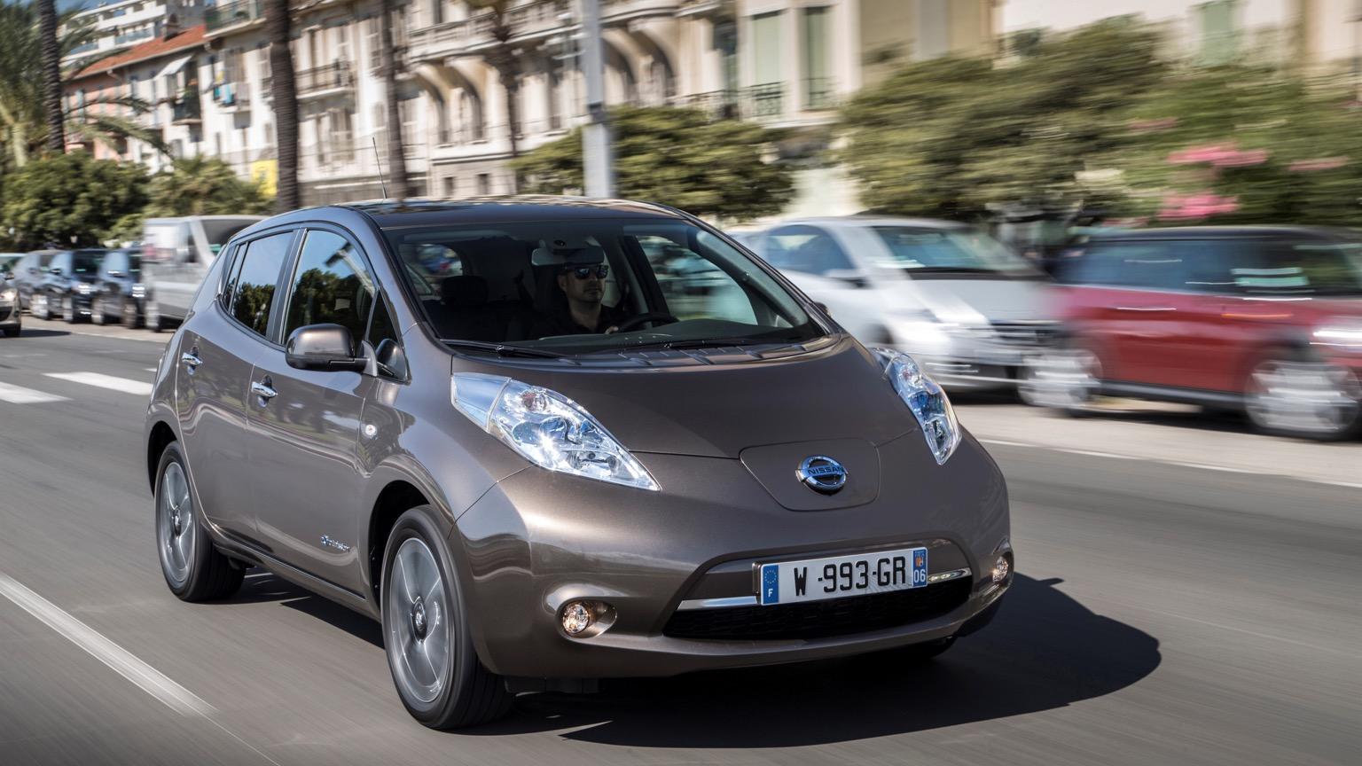 Nissan Leaf 30 kWh (2015)