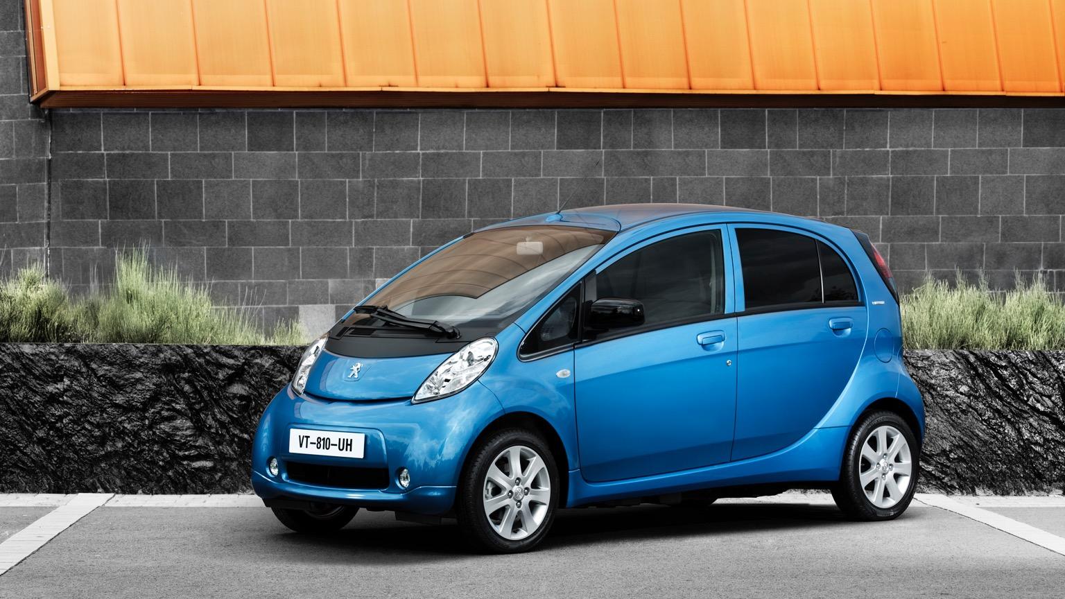 Peugeot iOn (2011)