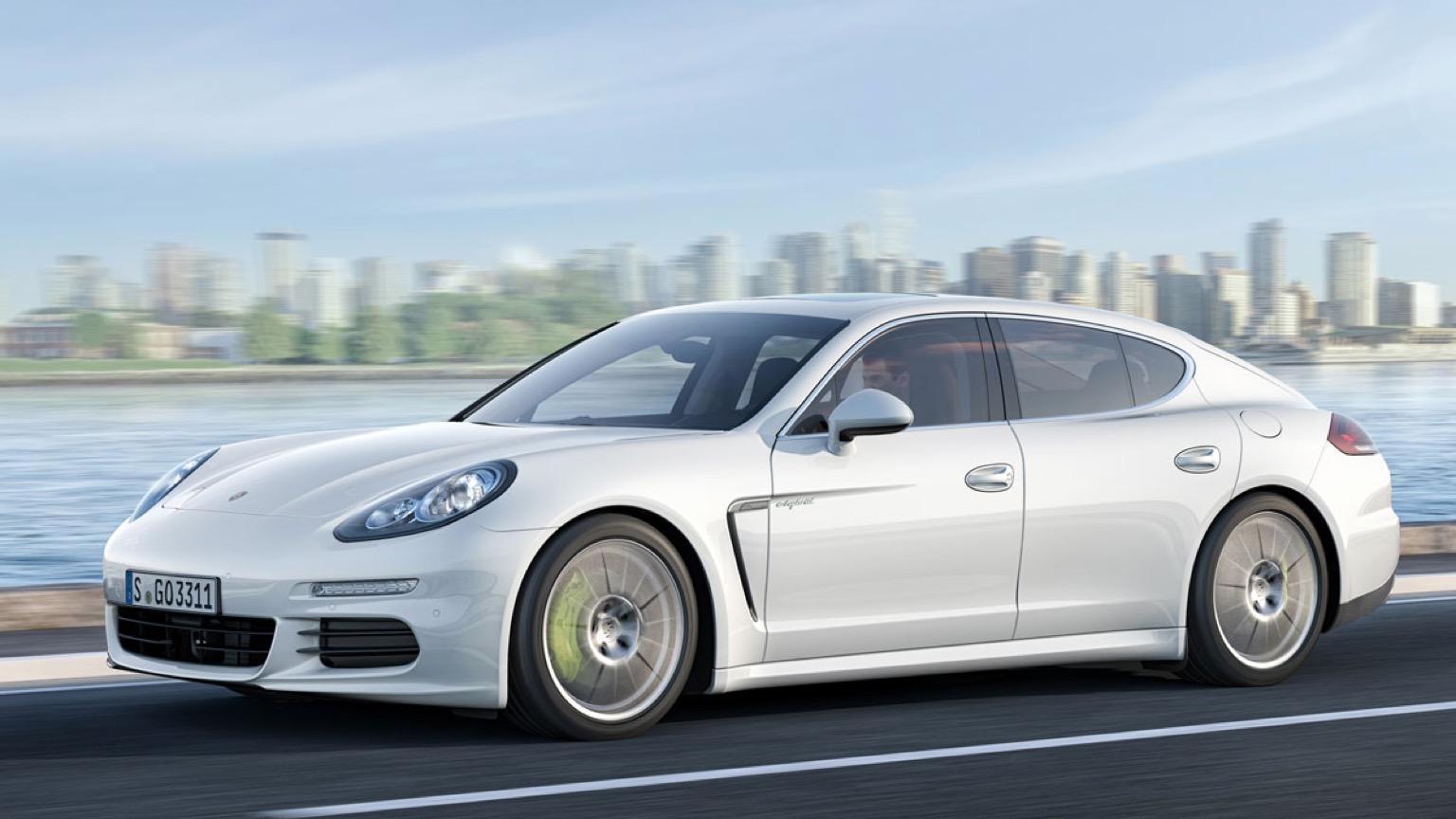 Porsche Panamera S E-Hybrid (2013)