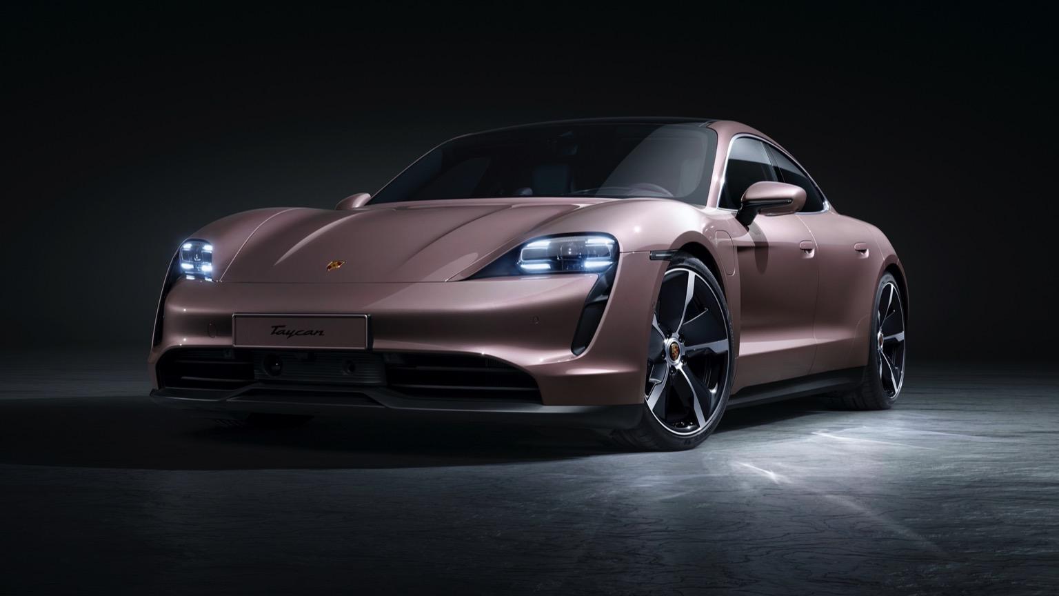 Porsche Taycan Plus (2021)