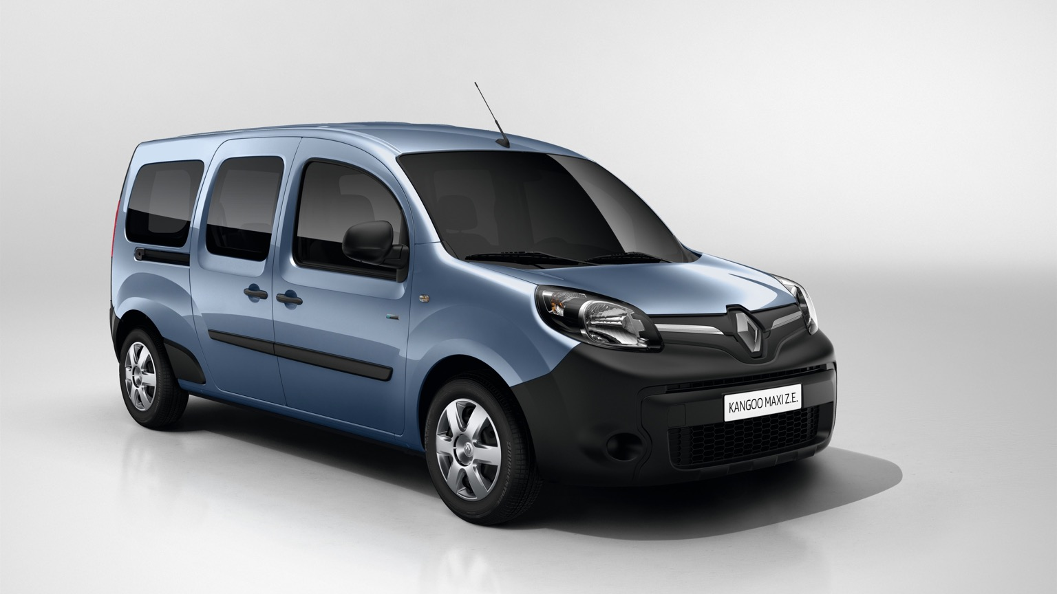 Renault Kangoo Maxi ZE 33 (2017)