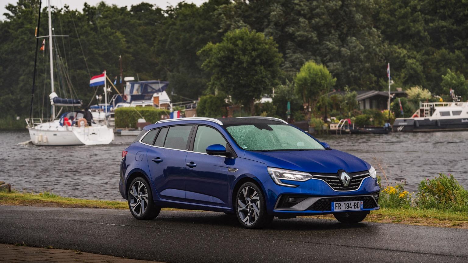 Renault Megane Estate E-Tech Plug-in Hybrid (2020)