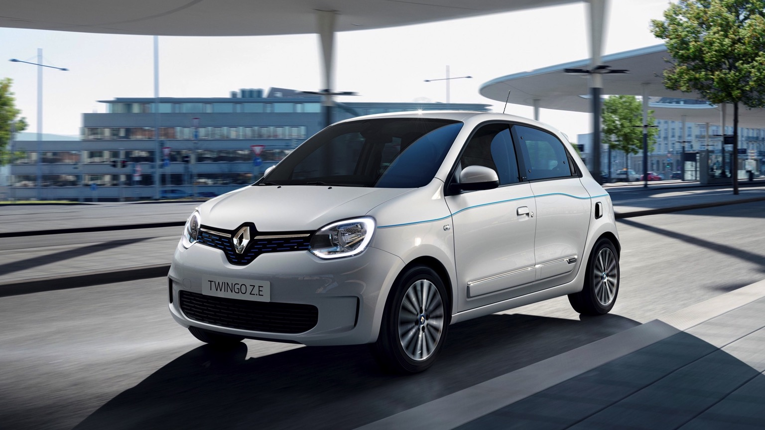 Renault Twingo Electric (2021)