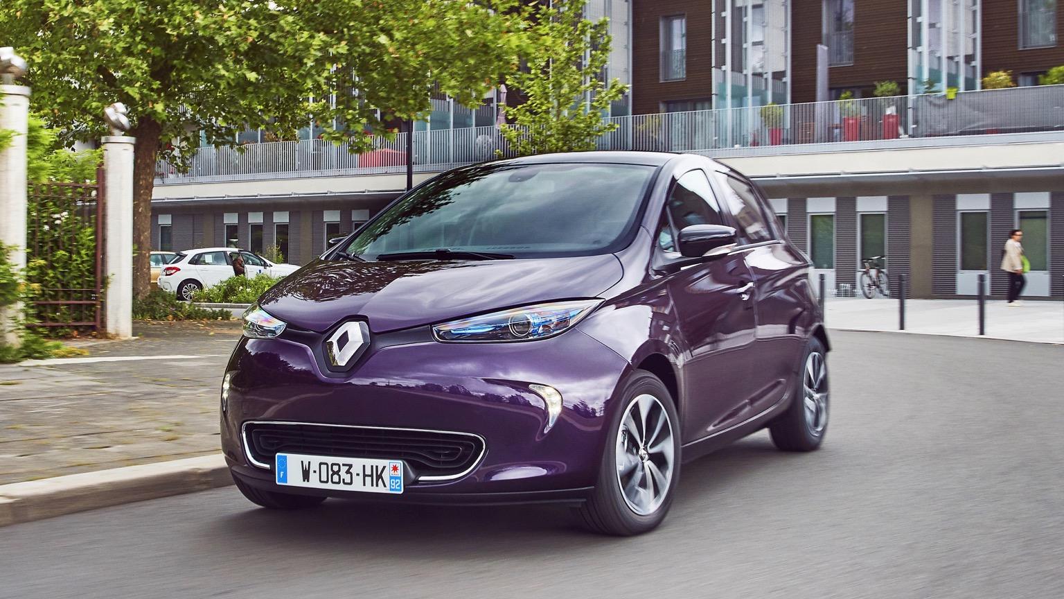 Renault Zoe Q90 (2018)