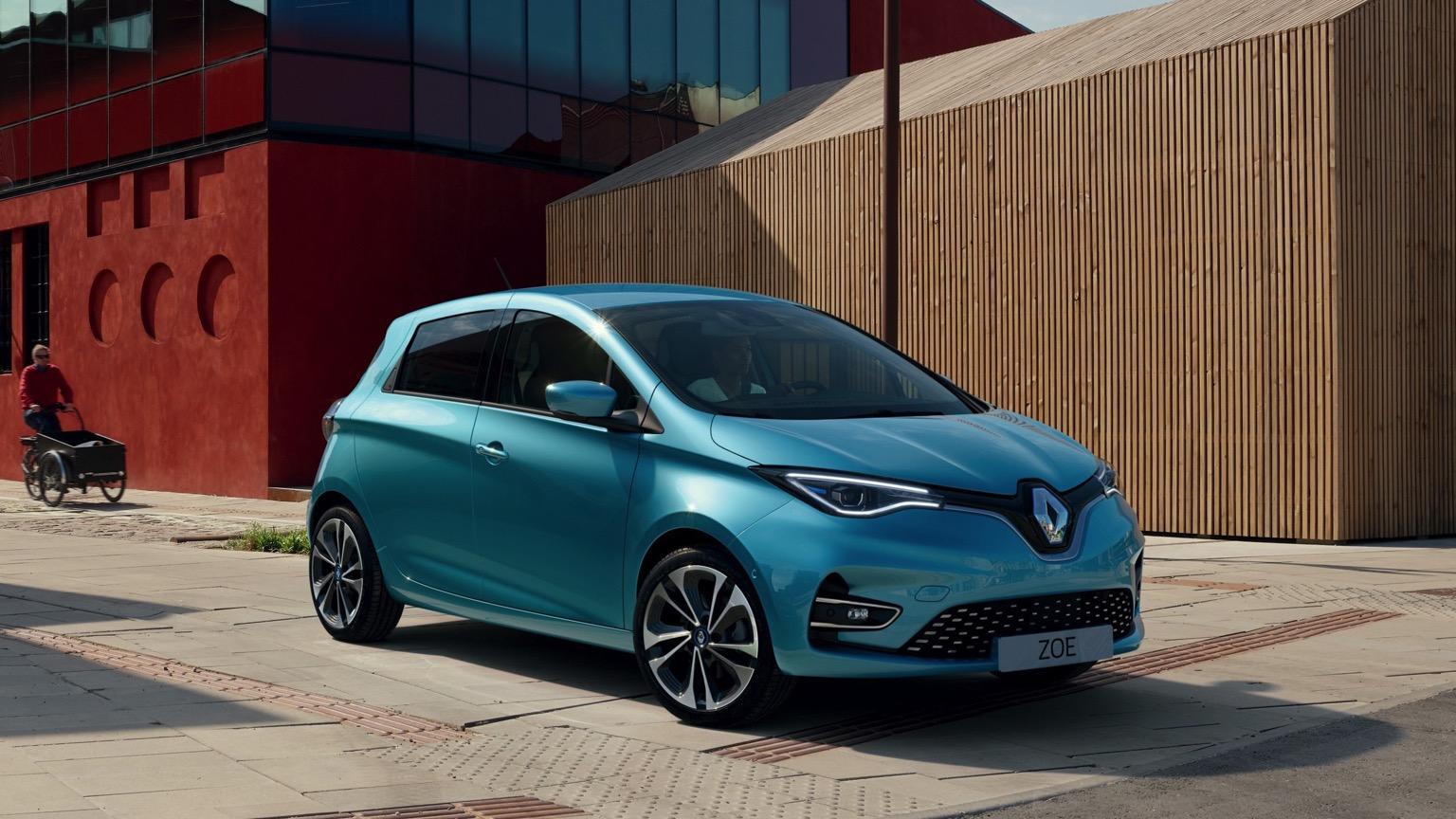 Renault Zoe ZE50 R135 (2019)