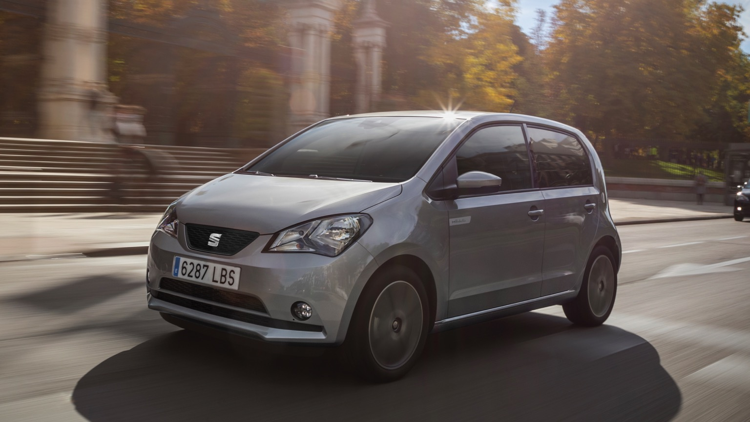 SEAT Mii Electric (2020)