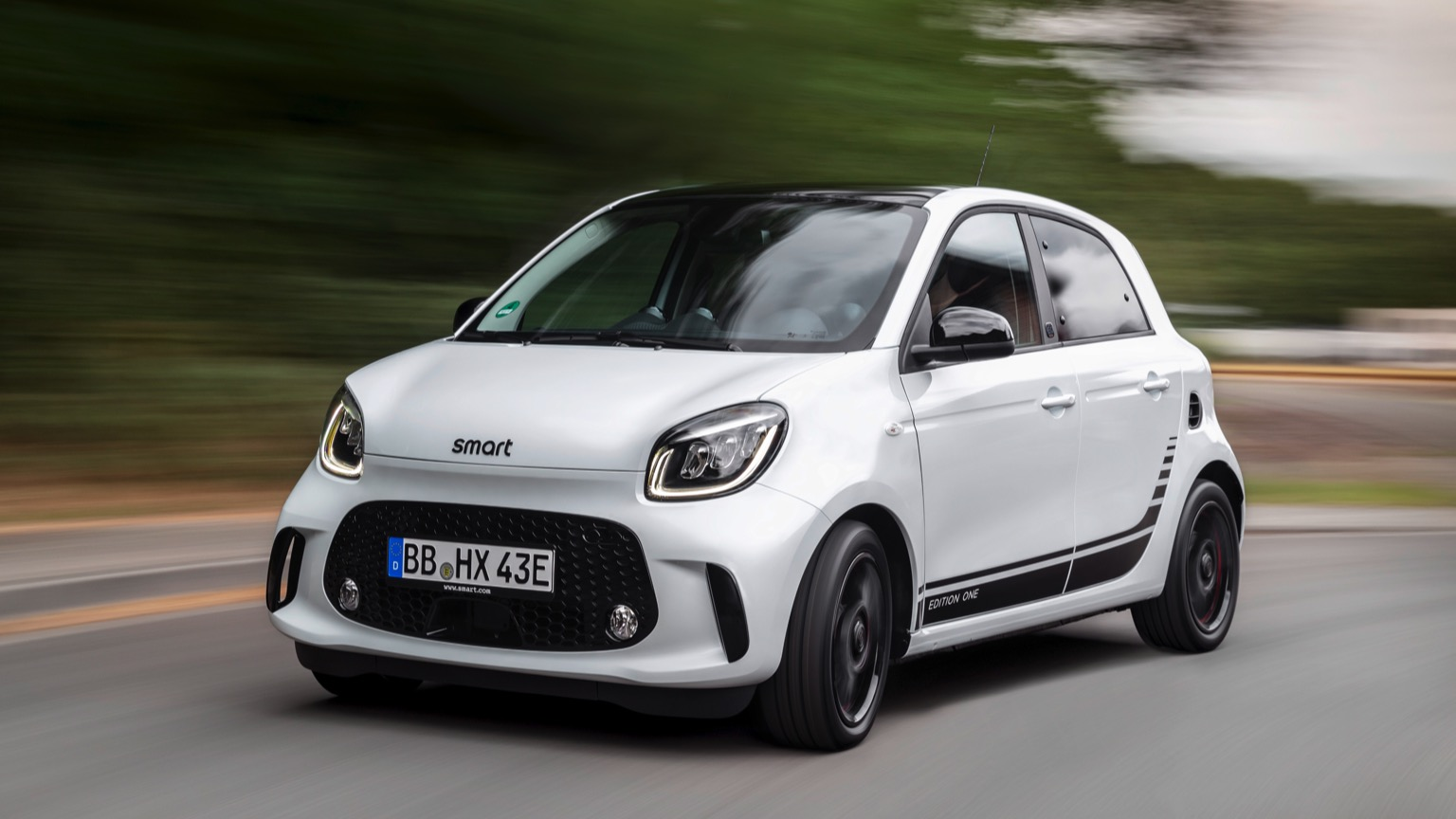 Smart EQ forfour (2020)