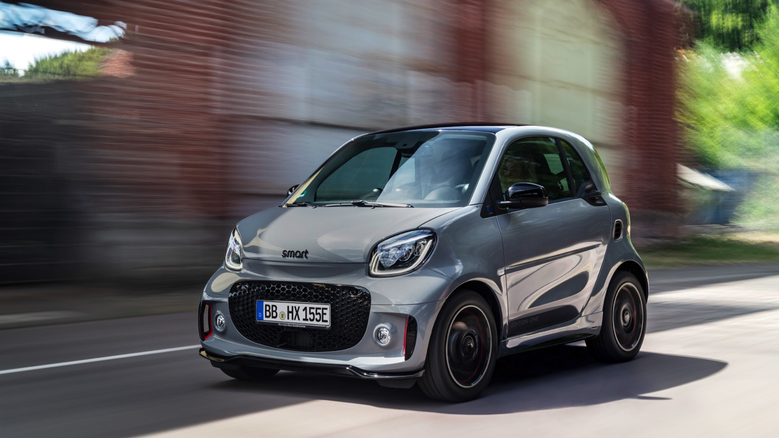 Smart EQ fortwo coupe (2020)