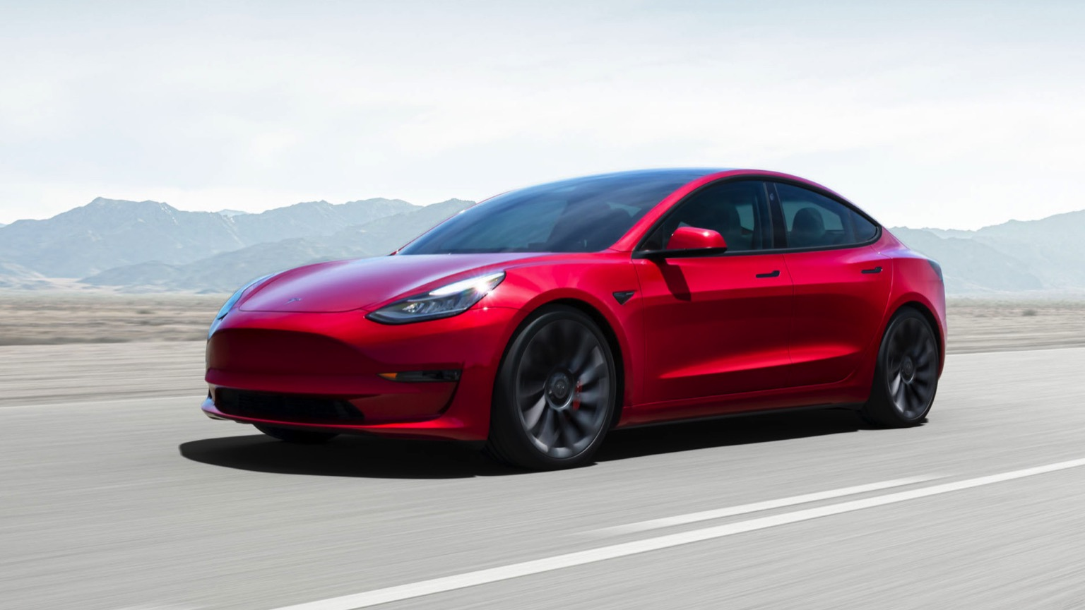 Tesla Model 3 Long Range Dual Motor (2020)