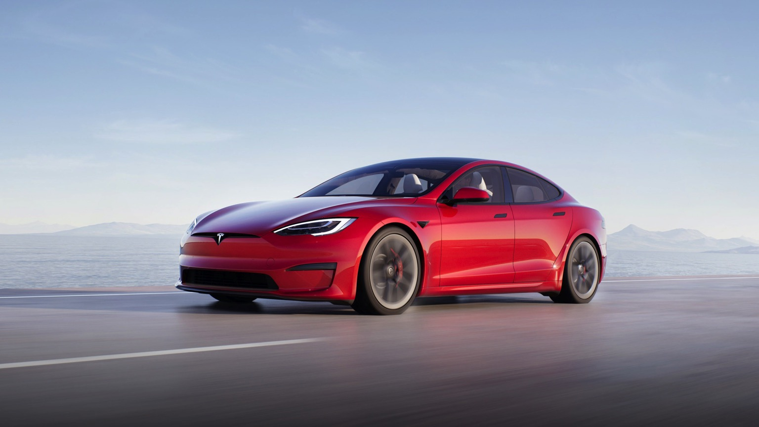 Tesla Model S Long Range (2021)